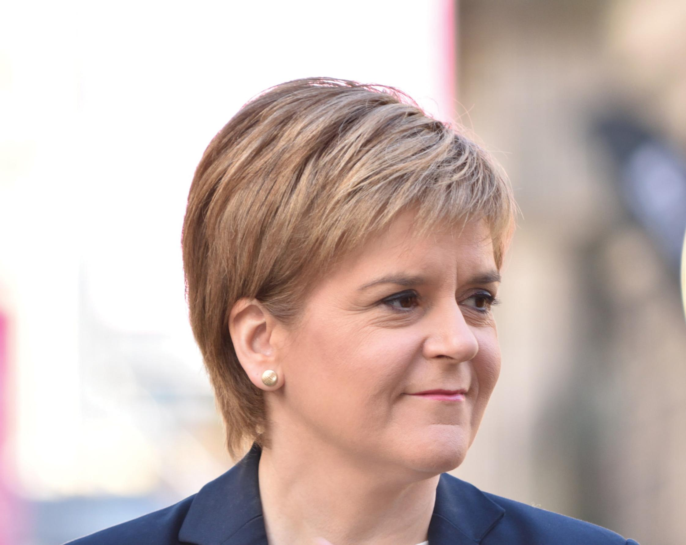 Sturgeon doubles spend on active travel