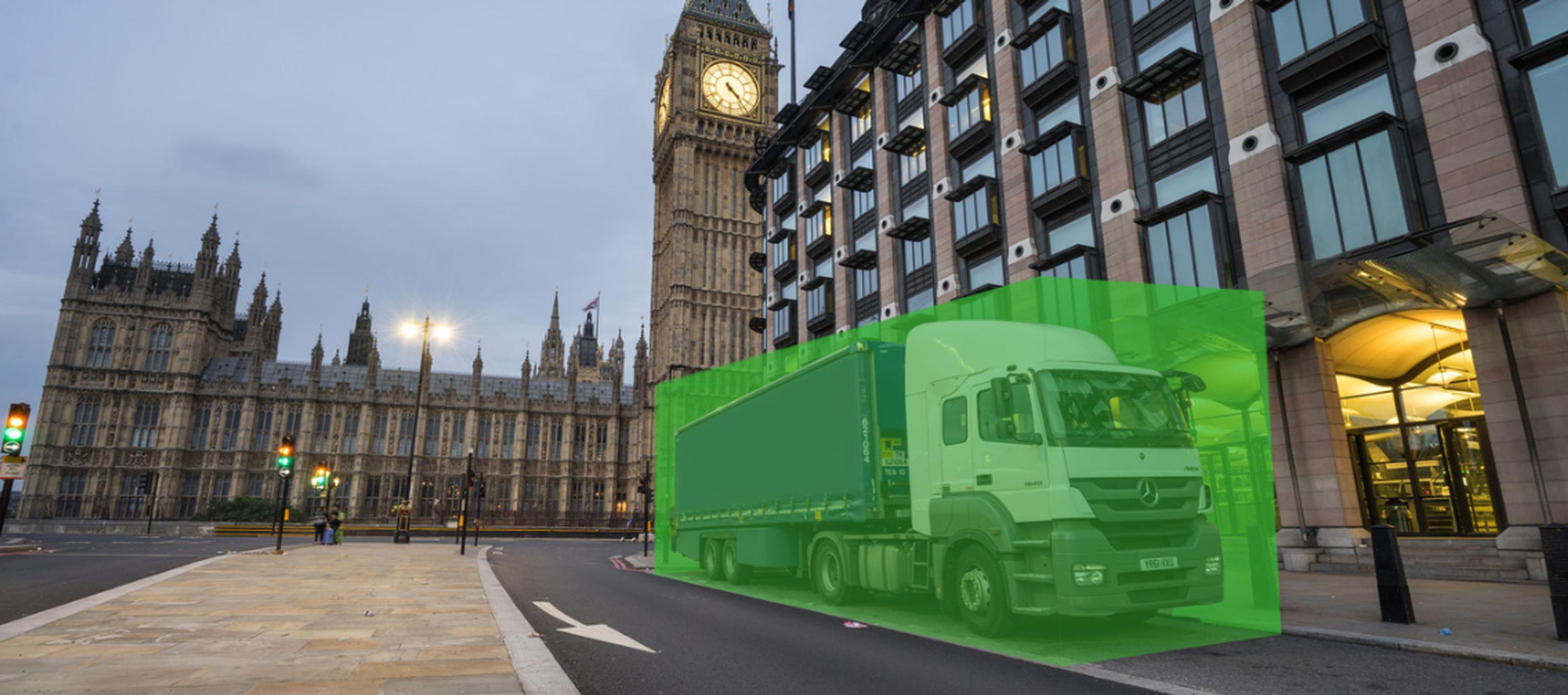 Kerb is designed to allow delivery companies and hauliers to pay for timeslots during which they can load or unload on otherwise restricted inner city kerb space
