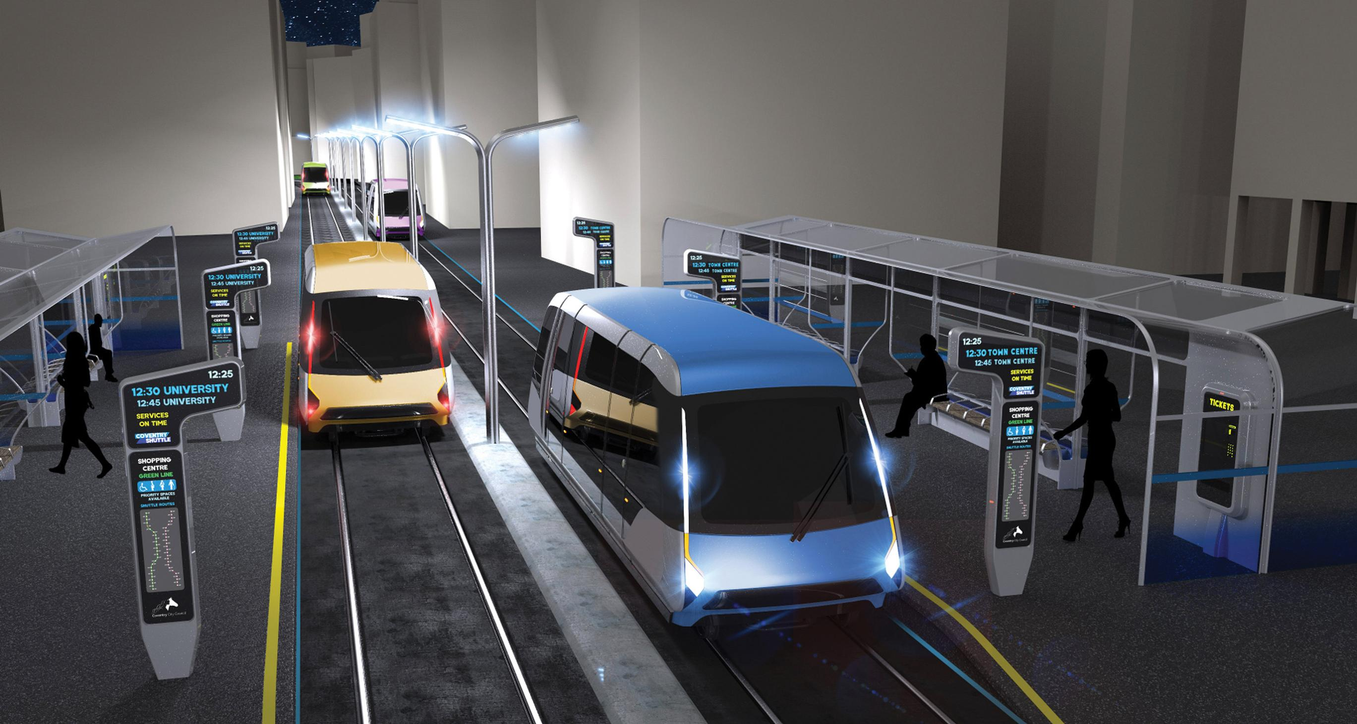 Coventry considers proposal for £6m very light rail project