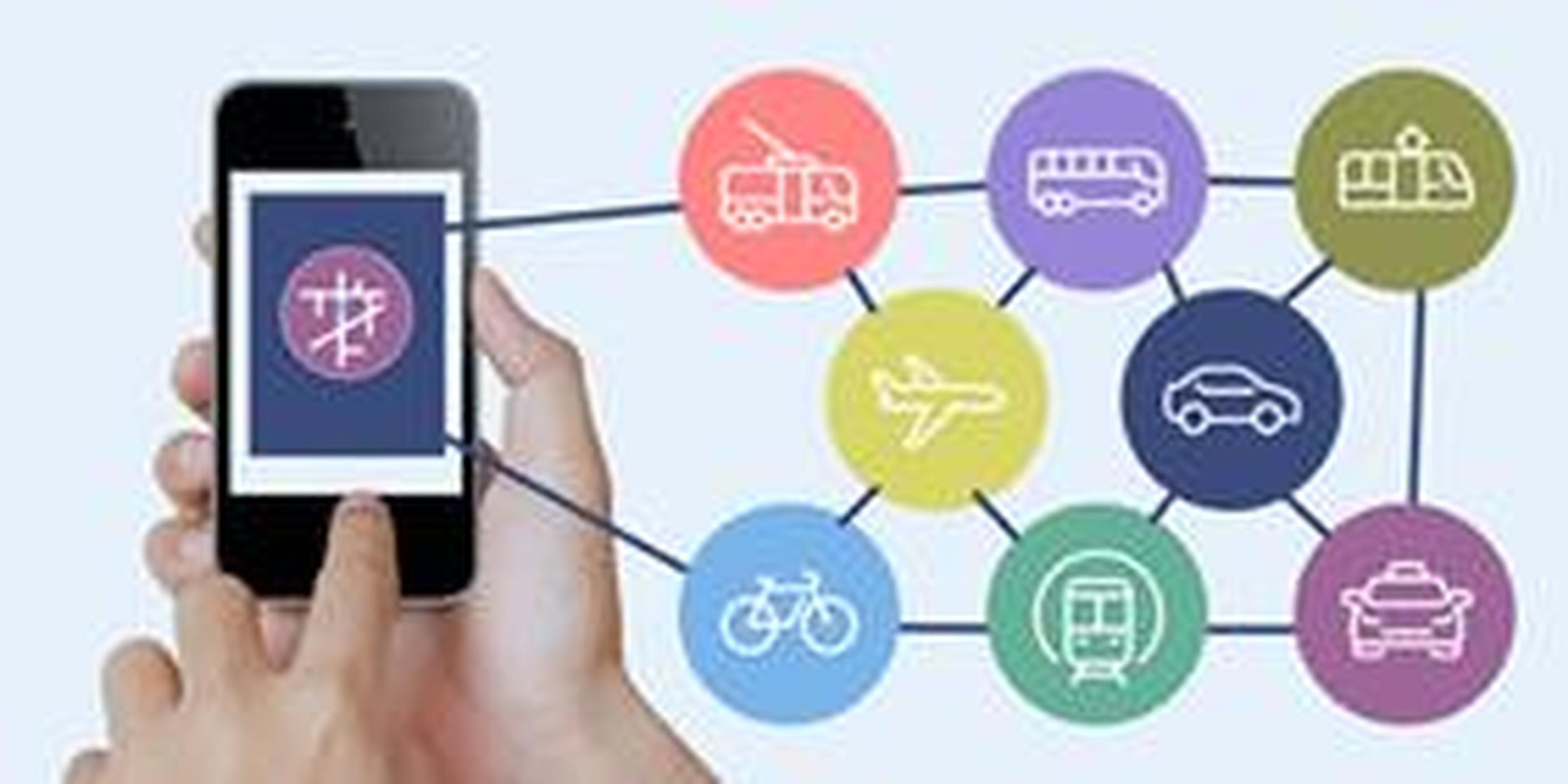 The emerging model of MaaS sees multiple modes of transport being brought together under a single app
