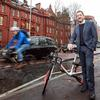 Manchester segregated route hits milestone of one million cycle trips