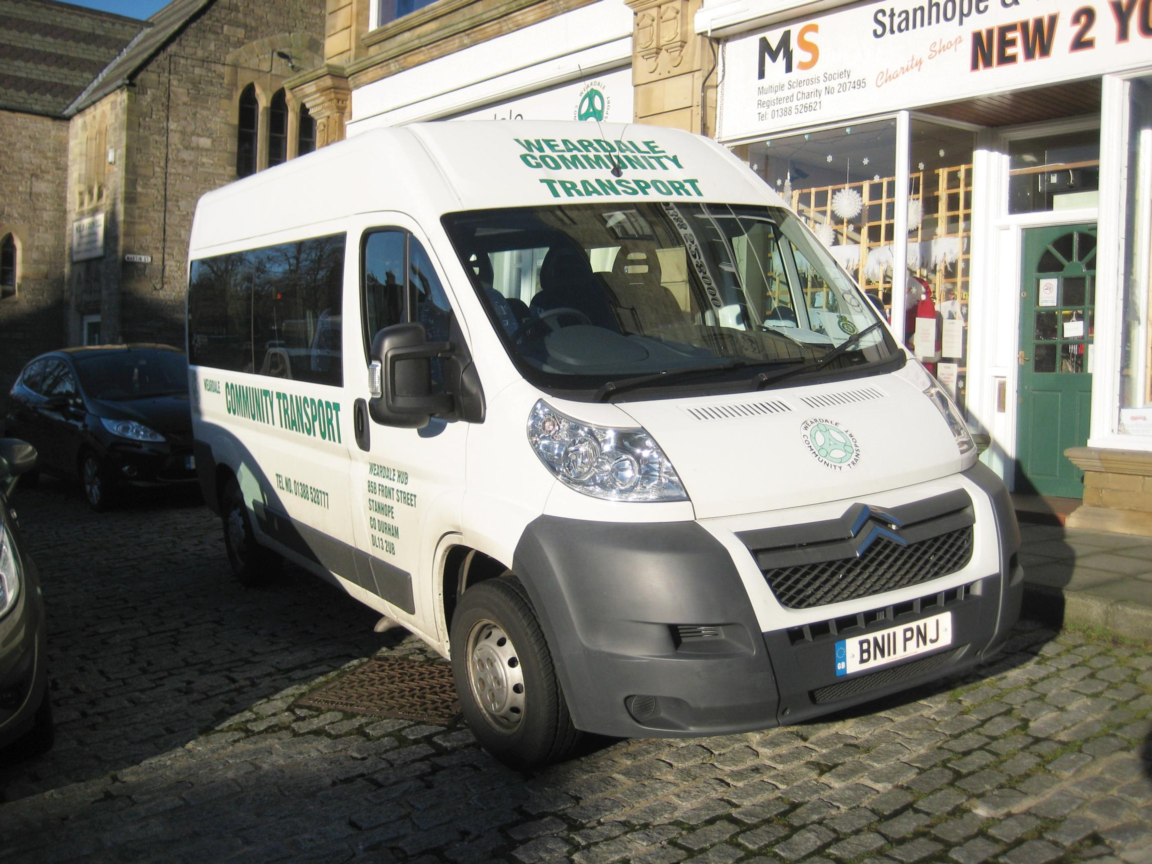 No need to cancel community transport contracts, says DfT