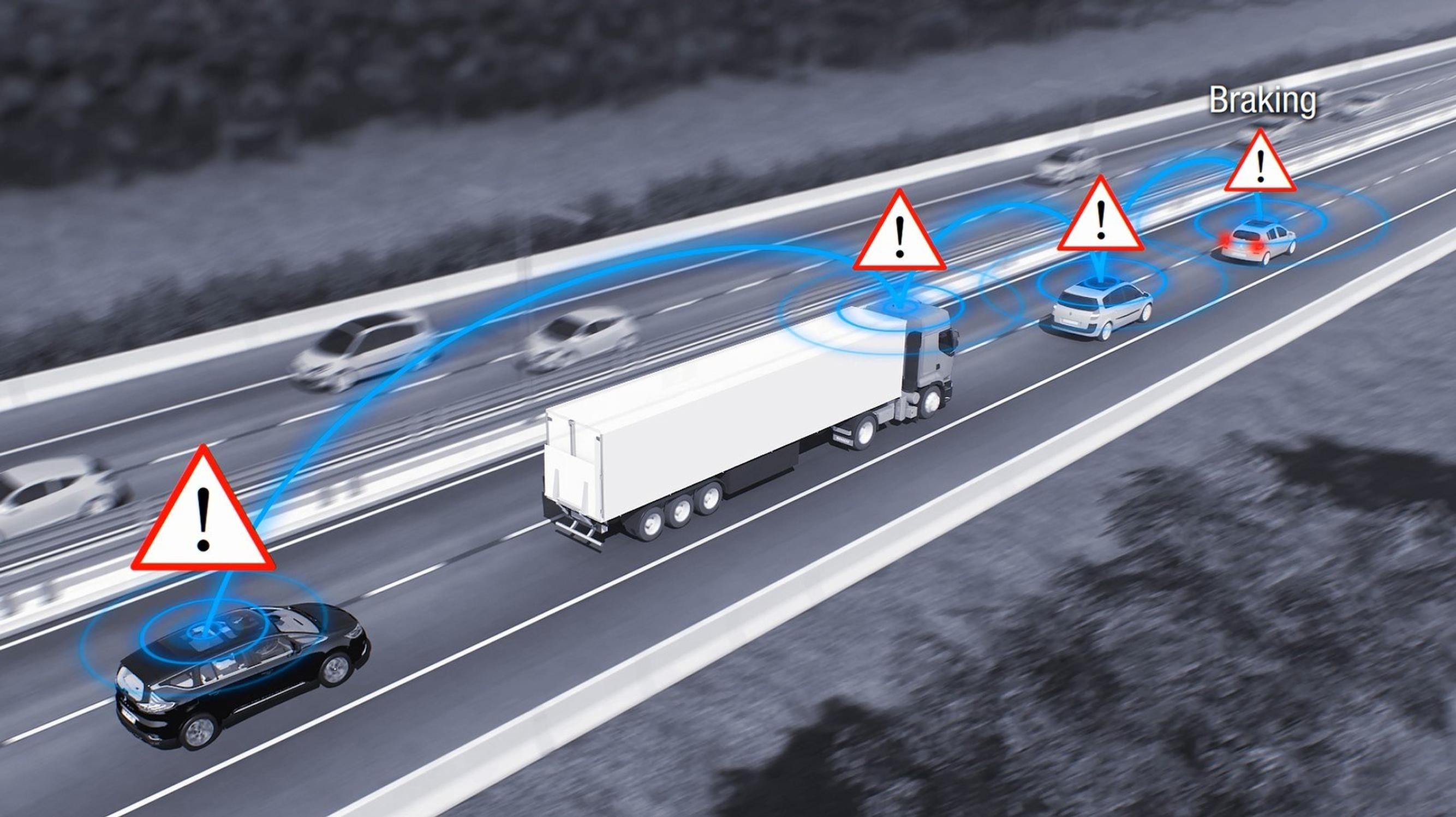 The EU project facilitates trials of future vehicle-to-vehicle (V2V) and vehicle-to-infrastructure (V2X) connectivity solutions under real-world driving conditions