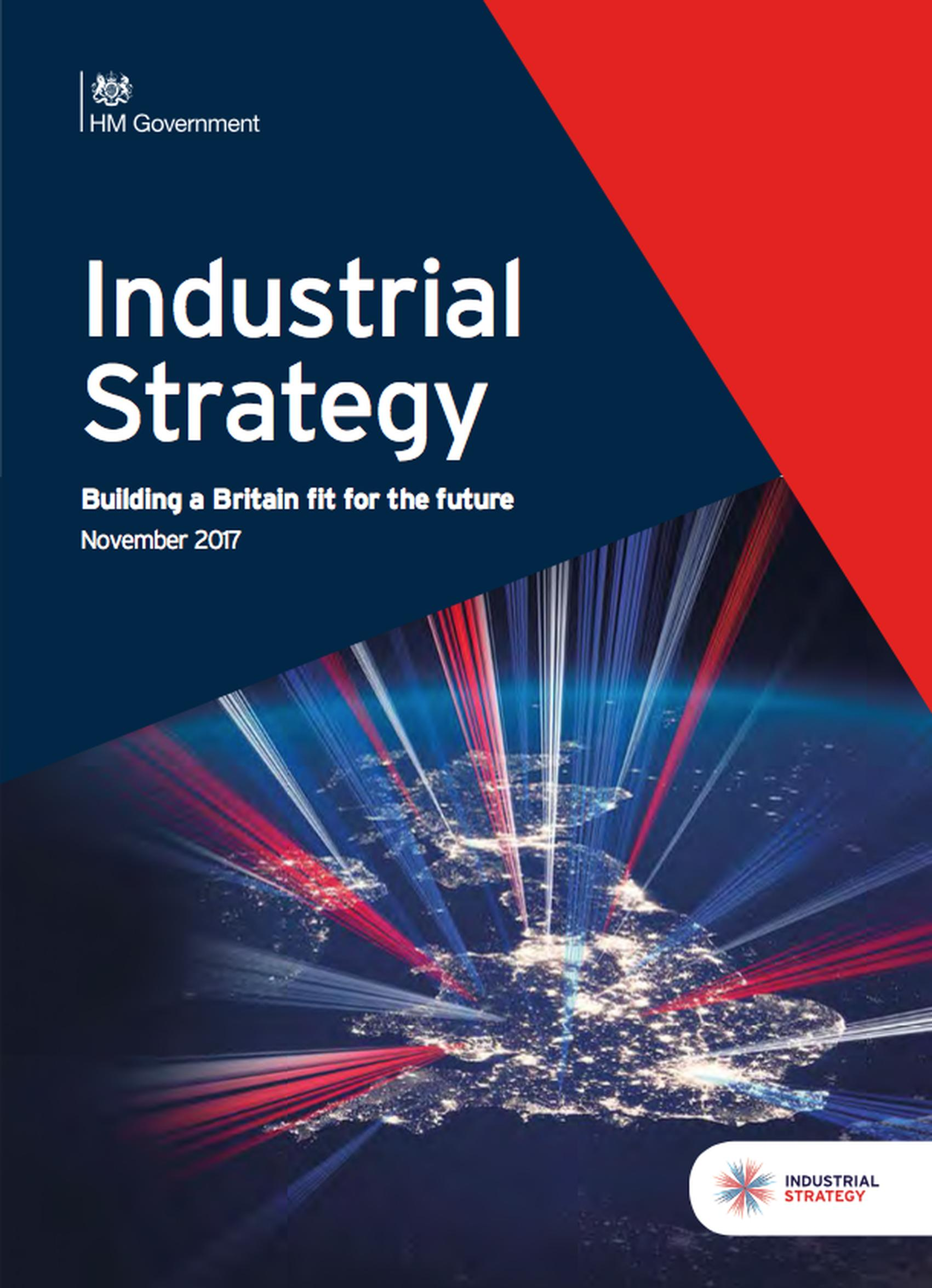 Industrial Strategy Gives Central Role Innovative Mobility S