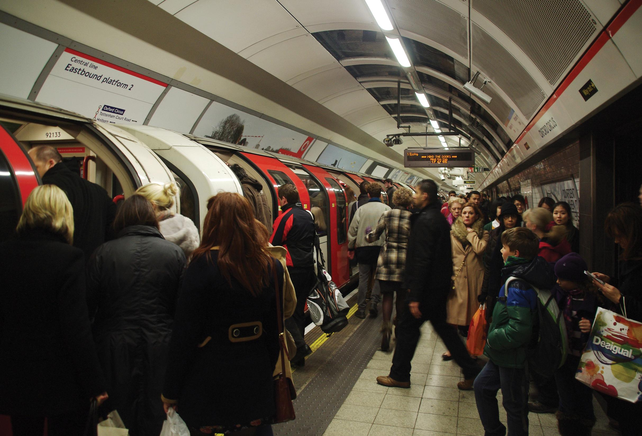 TfL cuts fare projections by £1.6bn over the next five years