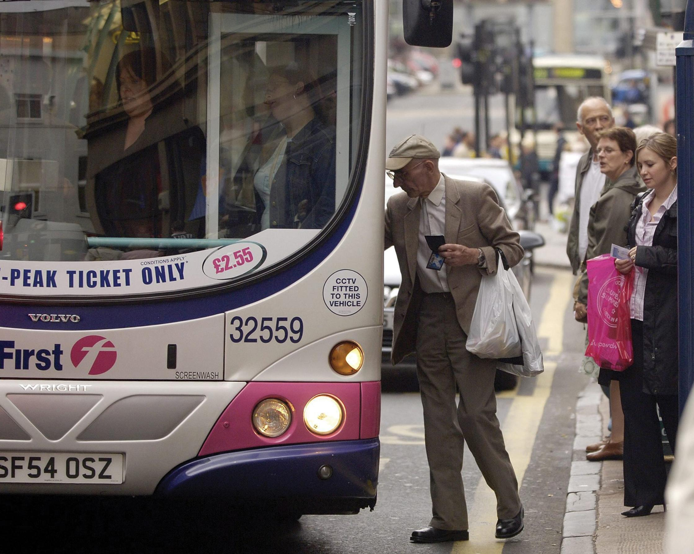 Concessionary fares offer low or medium value, DfT finds