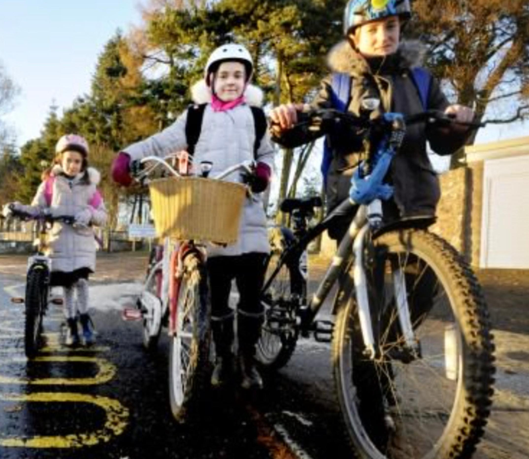 42% of parents say safety fears stops them from allowing their children to actively travel to school