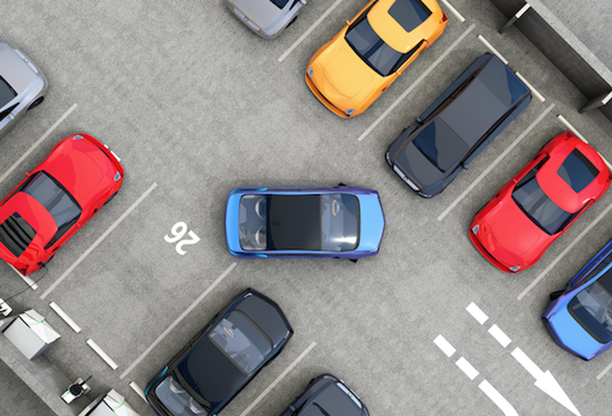 Steer Davies Gleave has partnered with KPMG to explore the potential impact of AVs on the parking sector