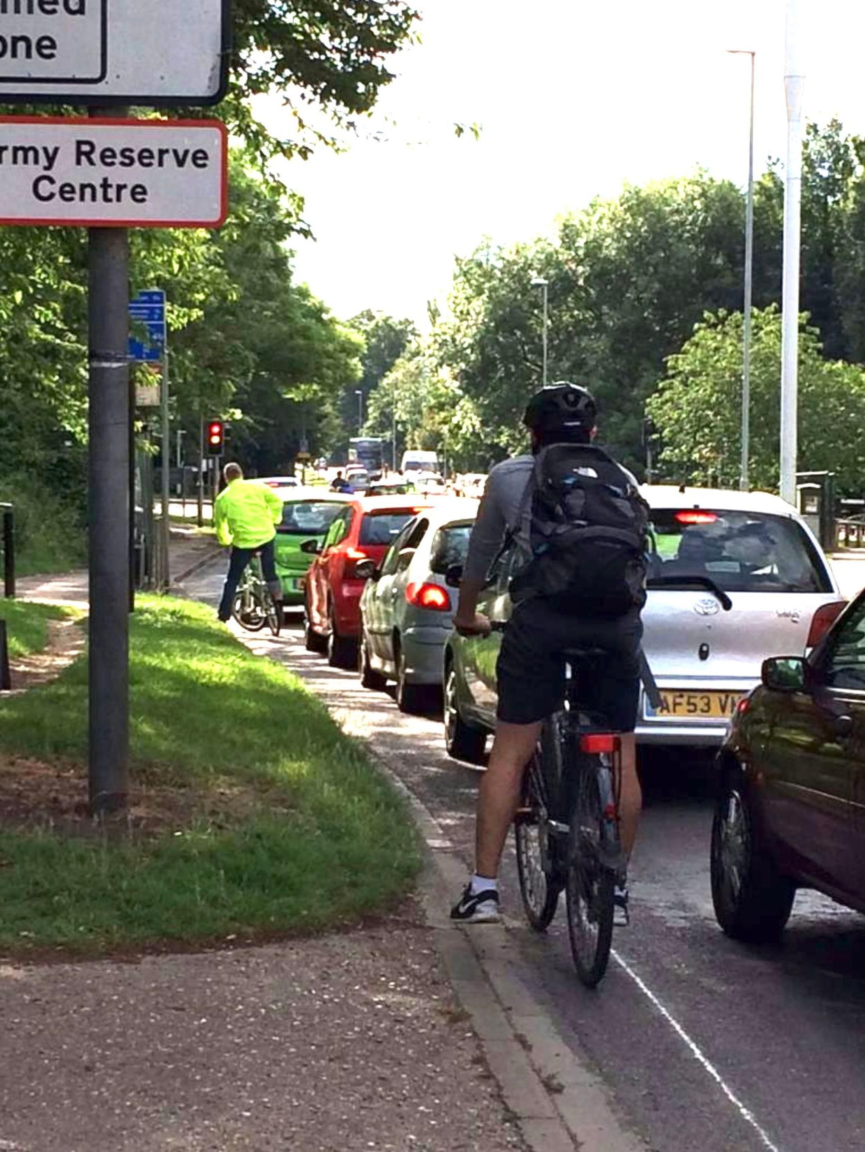 New cycleway to be installed on Fulborn Rd, Cambridge