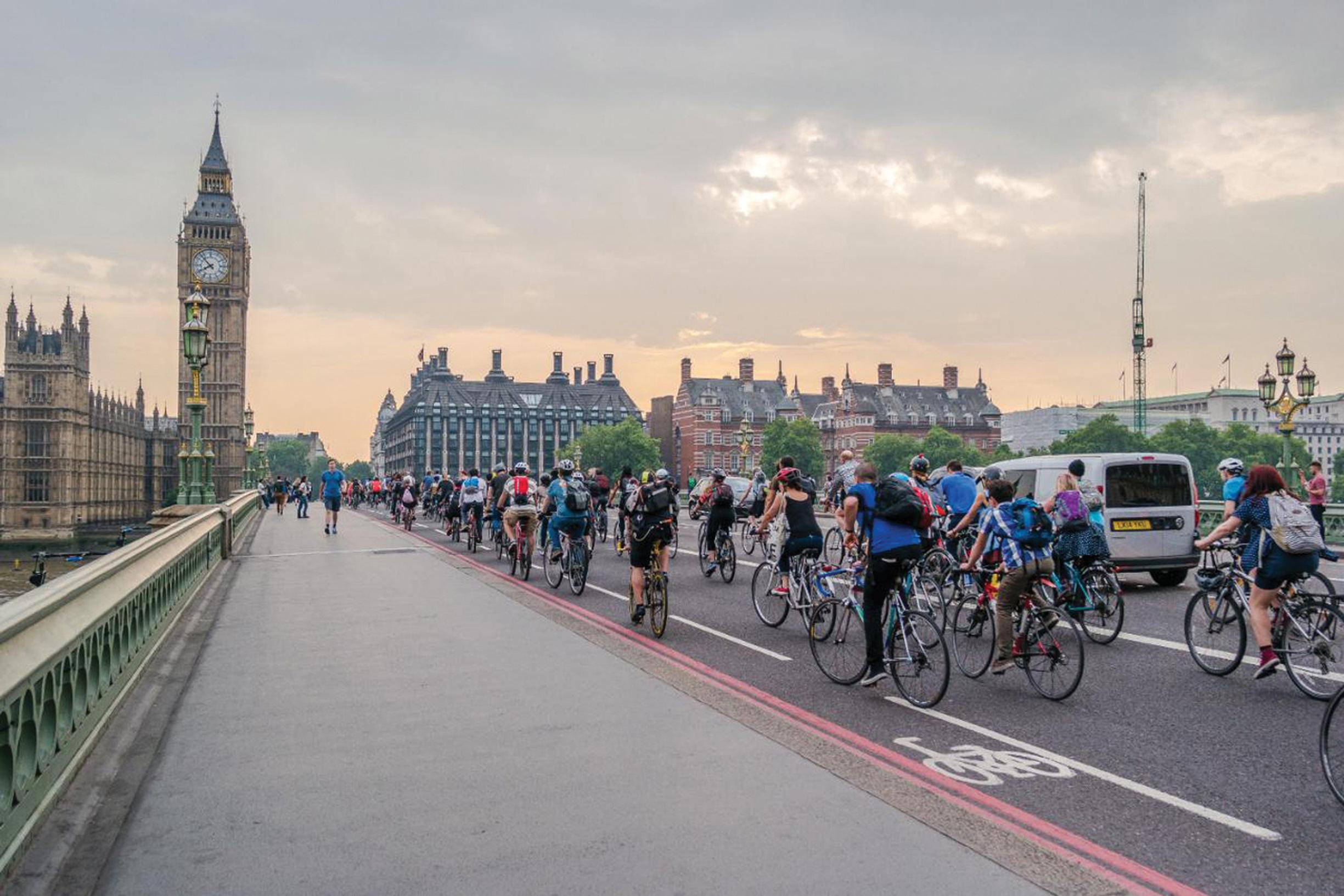 Opposition to schemes that really benefit cyclists is inevitable, says Gilligan