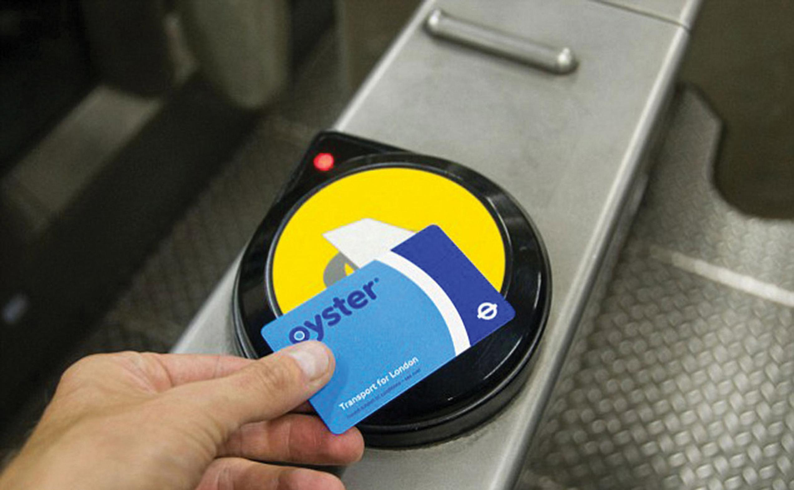 Personal data held by TfL includes records generated by millions of Oyster card holders