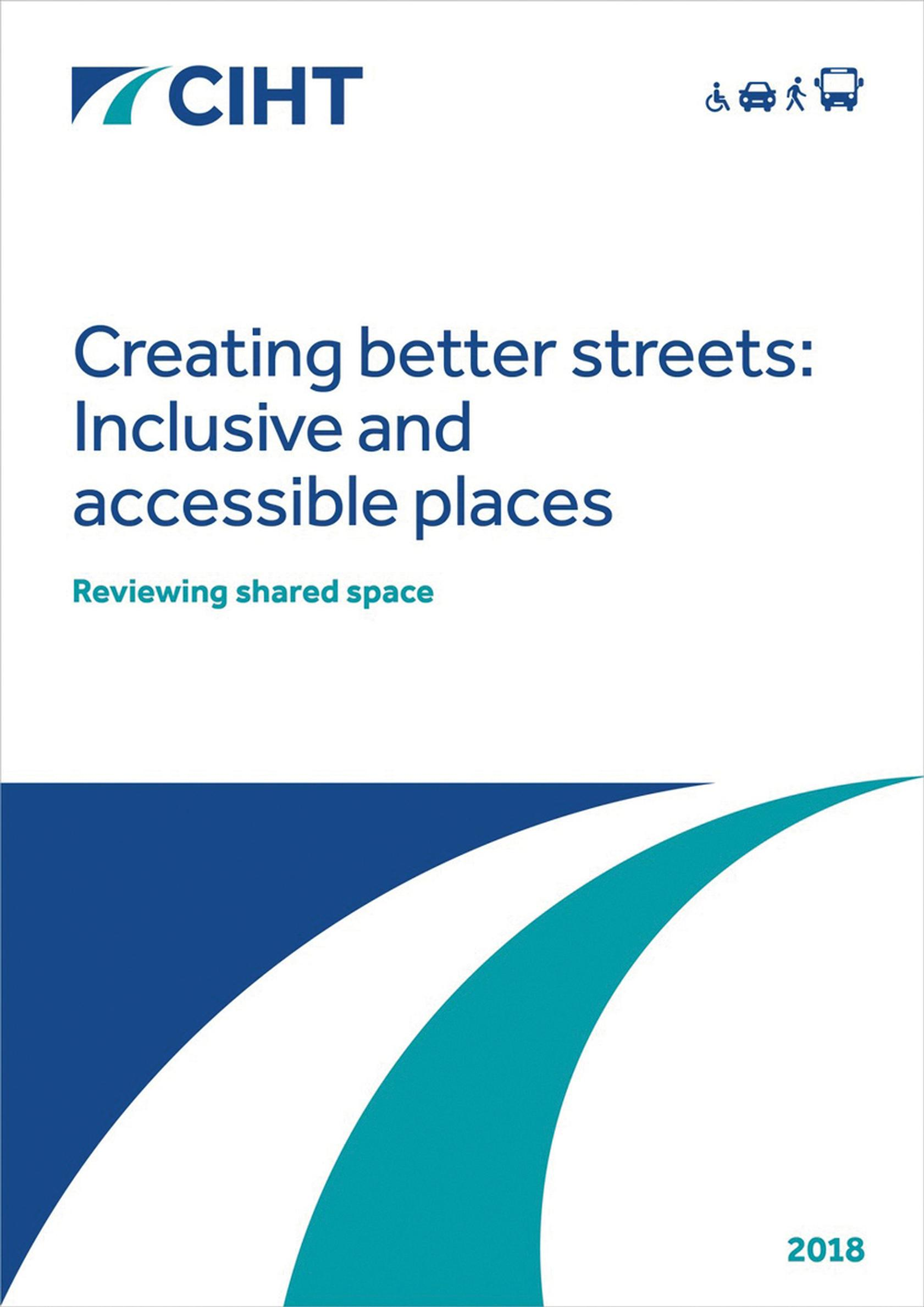 … this review should help in, well, creating better streets that are more inclusive and accessible