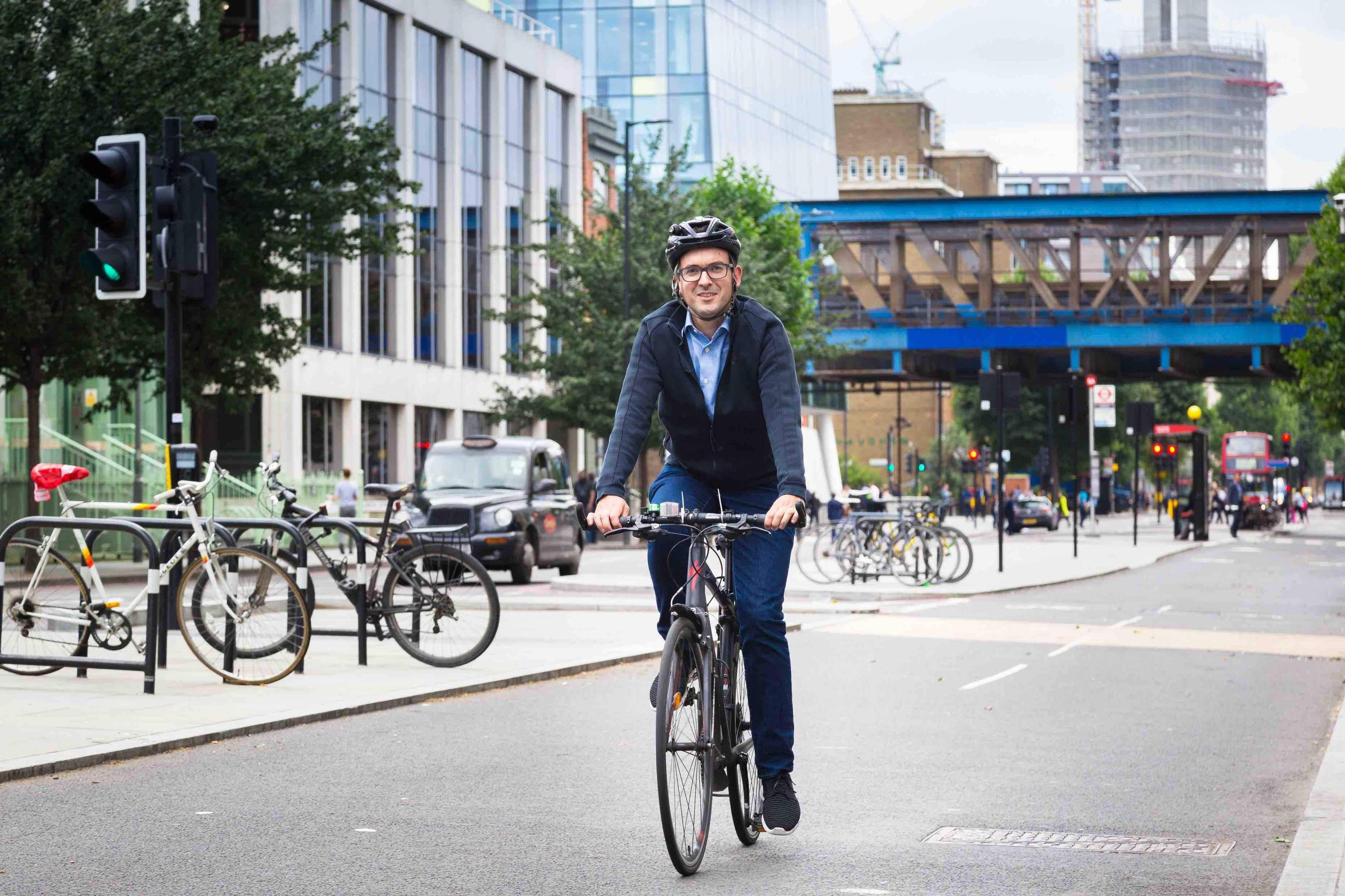 Will Norman: We`re working in close collaboration with London boroughs to design six new cycle routes that would connect key town centres, join up existing cycle infrastructure, and start to create a genuinely pan-London network of cycle routes