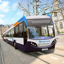 Stagecoach has proposed optically-guided buses that share Sheffield Supertram infrastructure
