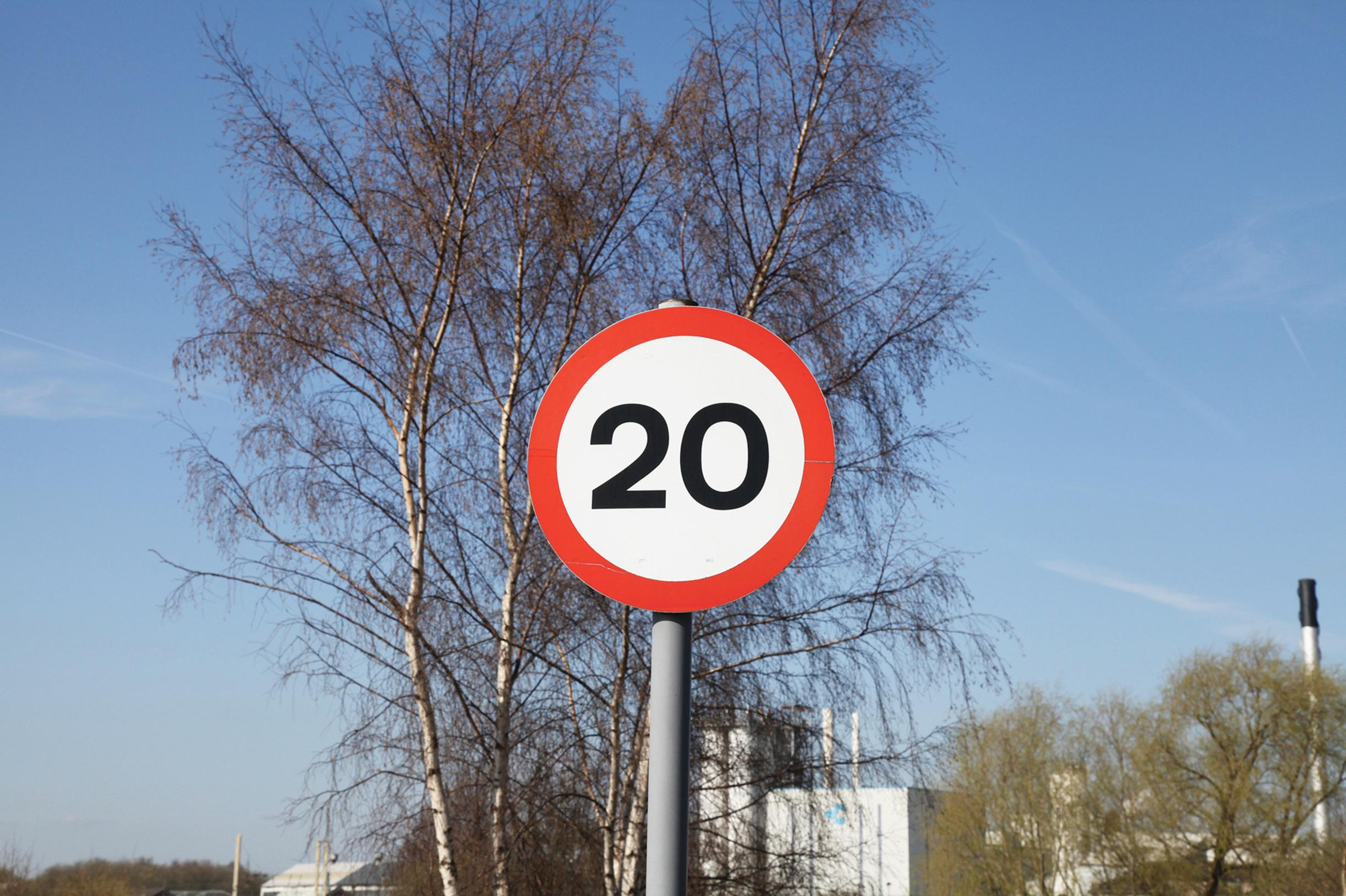 Bristol reviews 20mph limits, as research finds speed drop