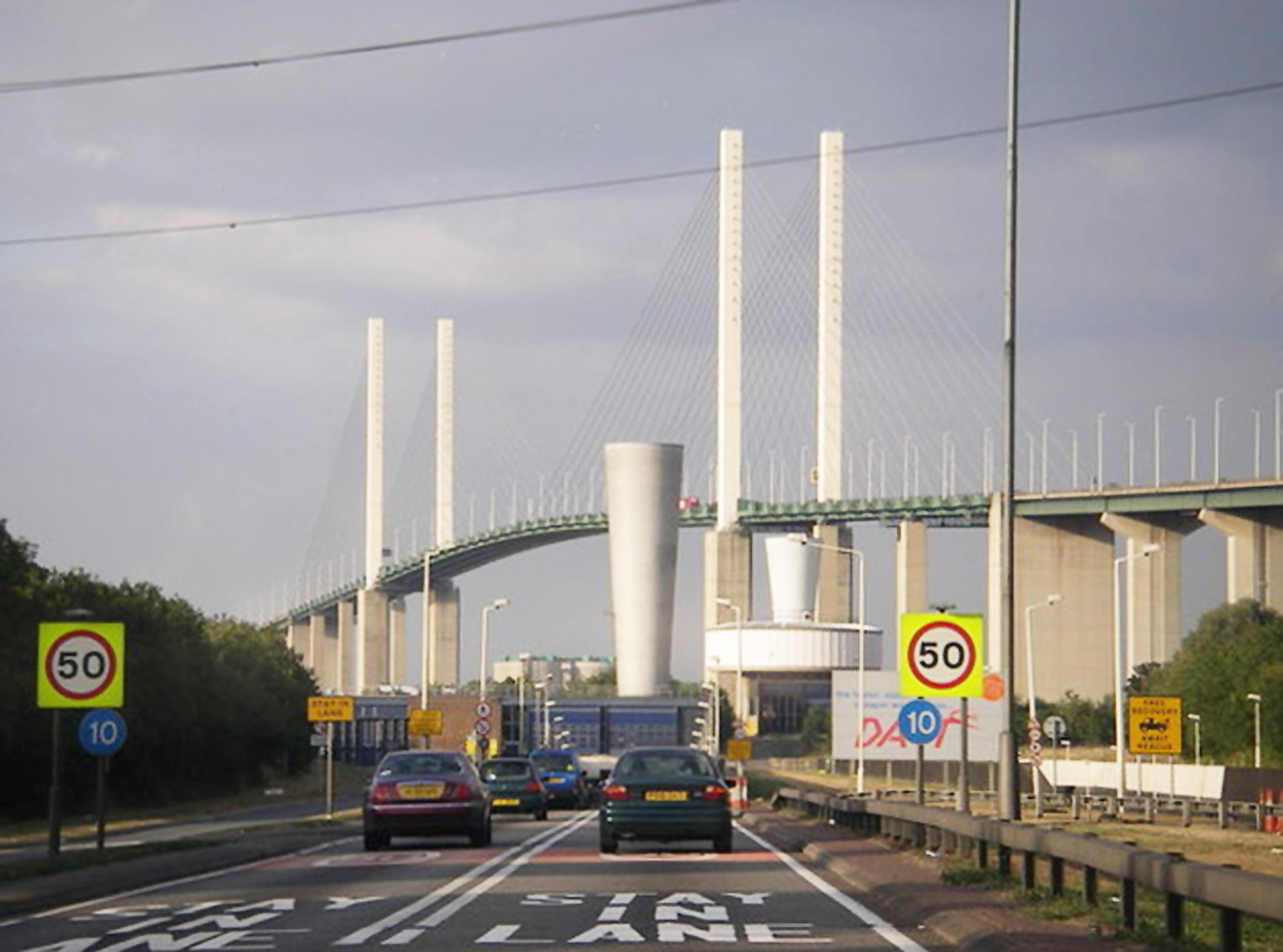 PCNs generate 45 per cent of Dartford Crossing revenues