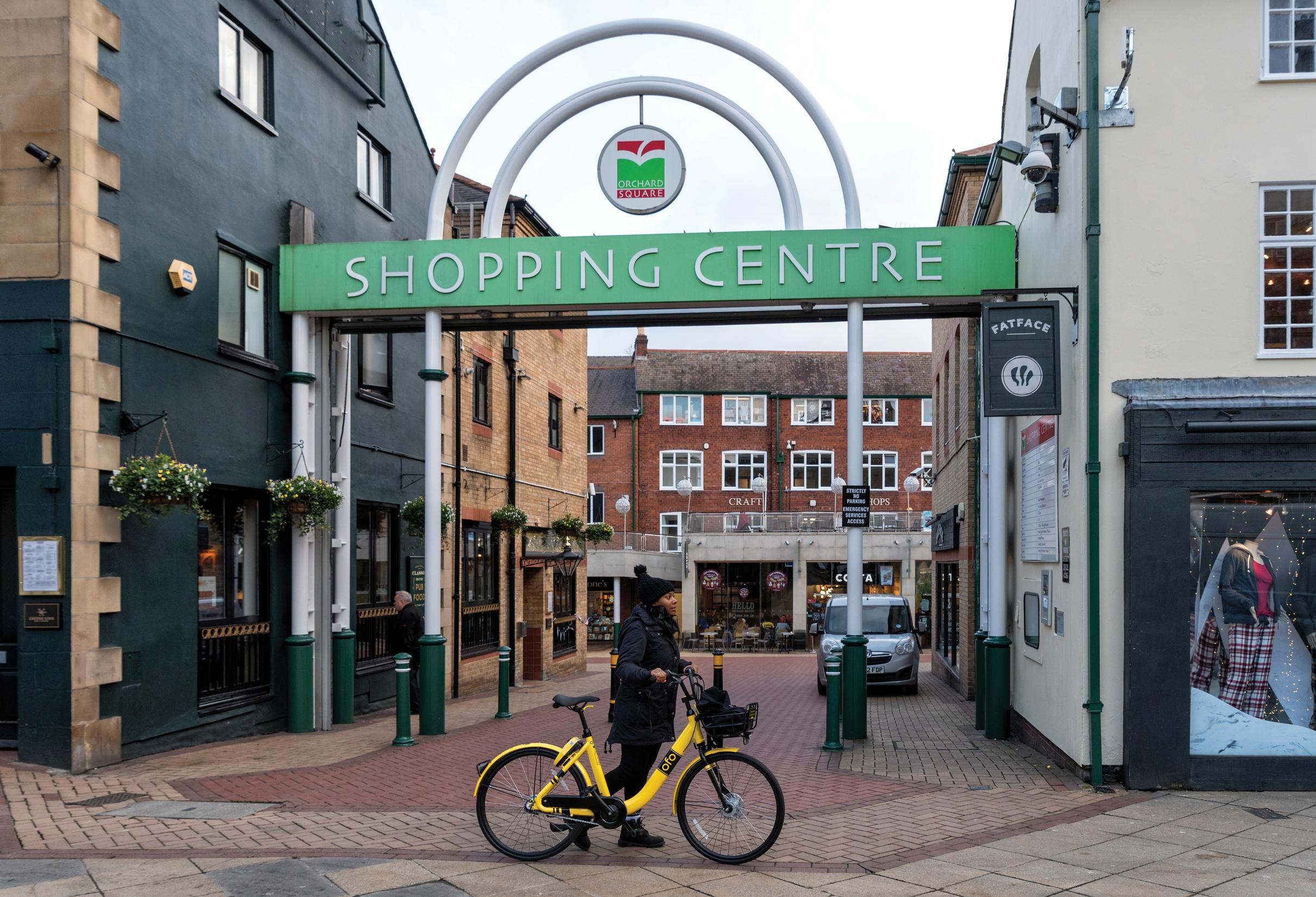 Councils and operators ask DfT for more powers to control bike share