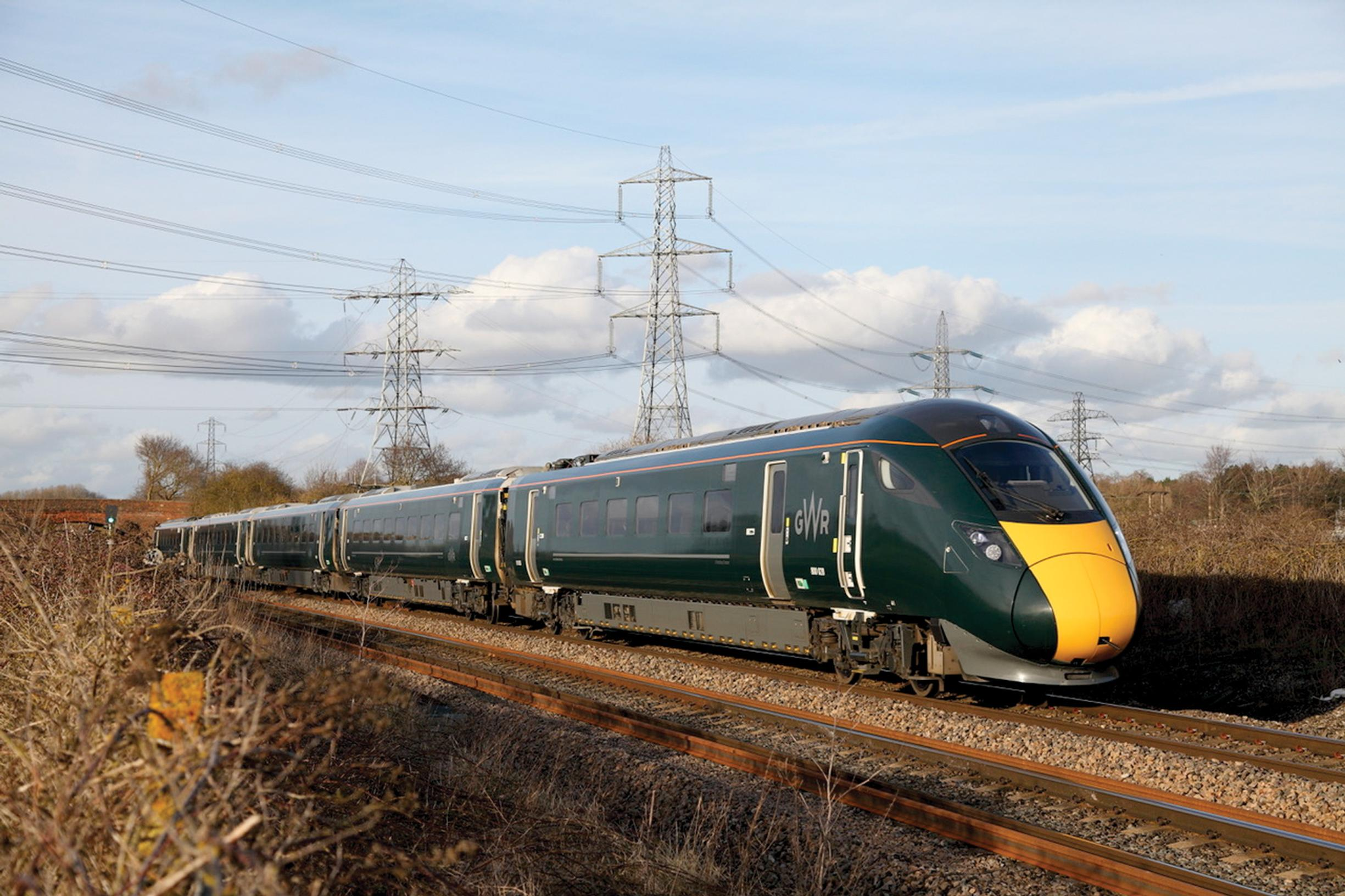 Great Western: separate franchise 