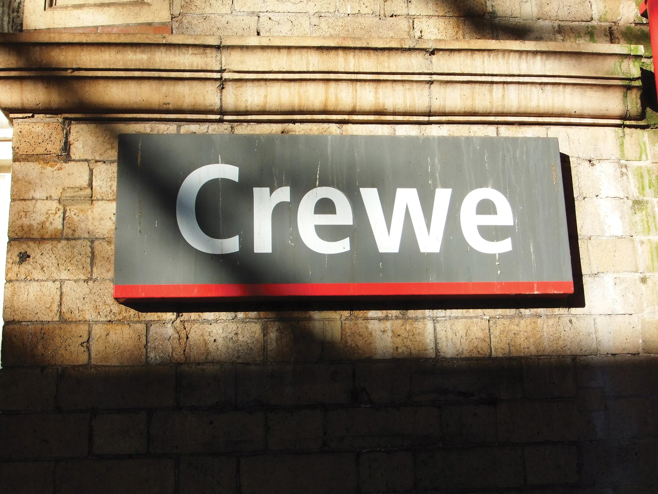 Longer platforms at Crewe could pave way for HS2 Hub