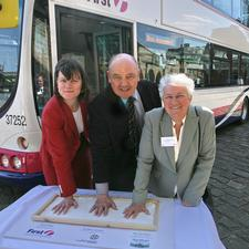 Bus partnerships do not always run smoothly. 