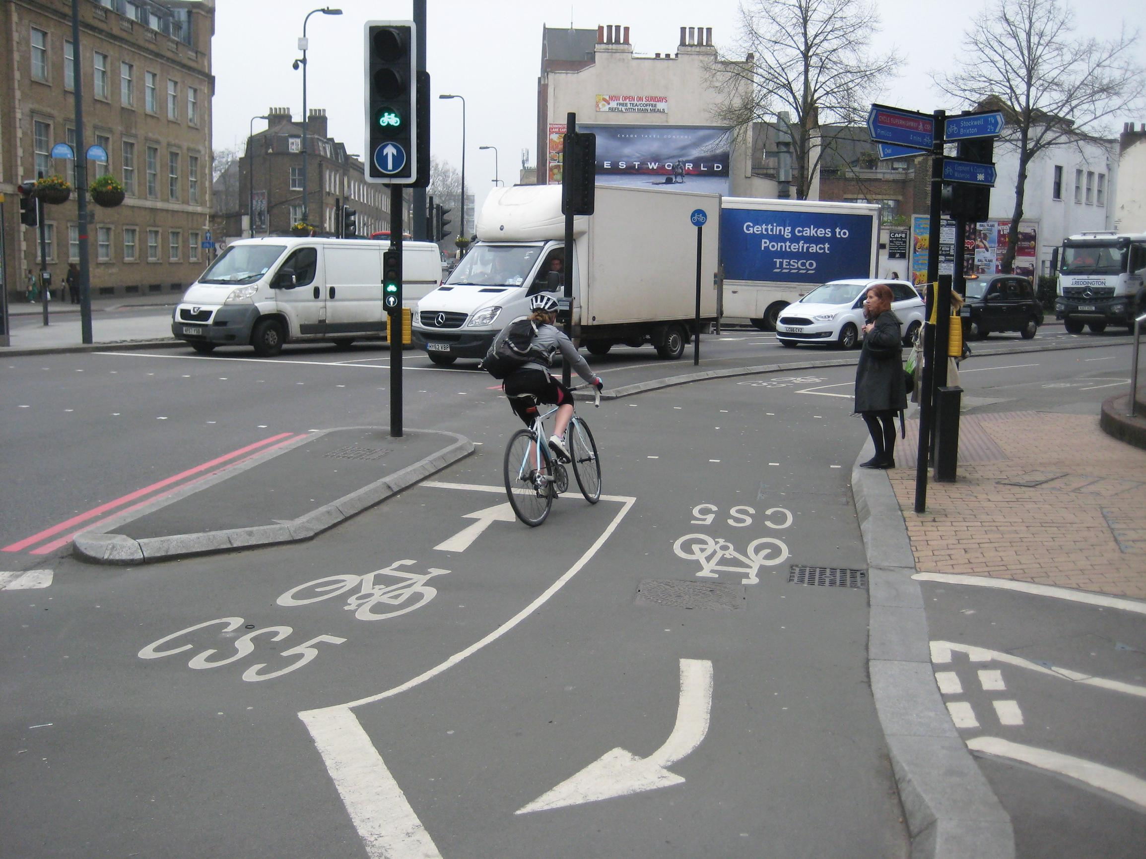 Improving the cyclist's lot: cut the modelling and reduce the consultation, says Rik Andrew
