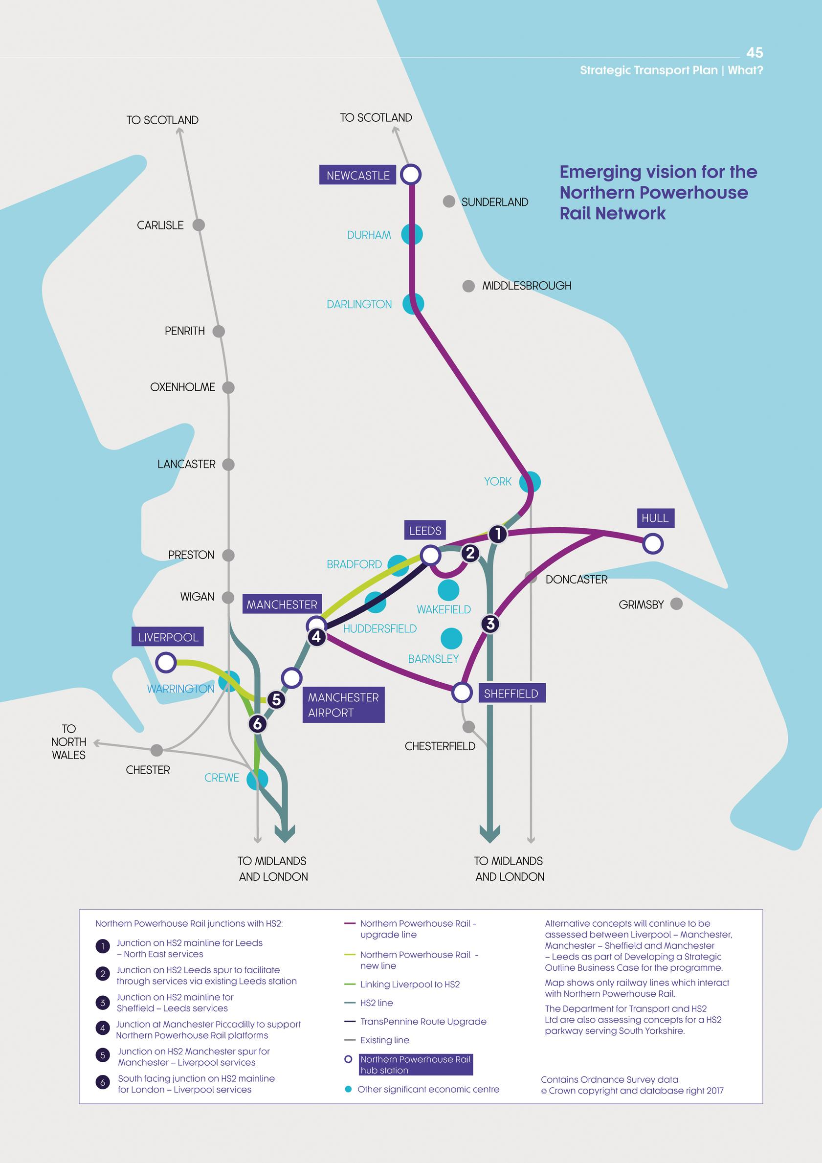 TfN criticised for presentation of Northern Powerhouse Rail