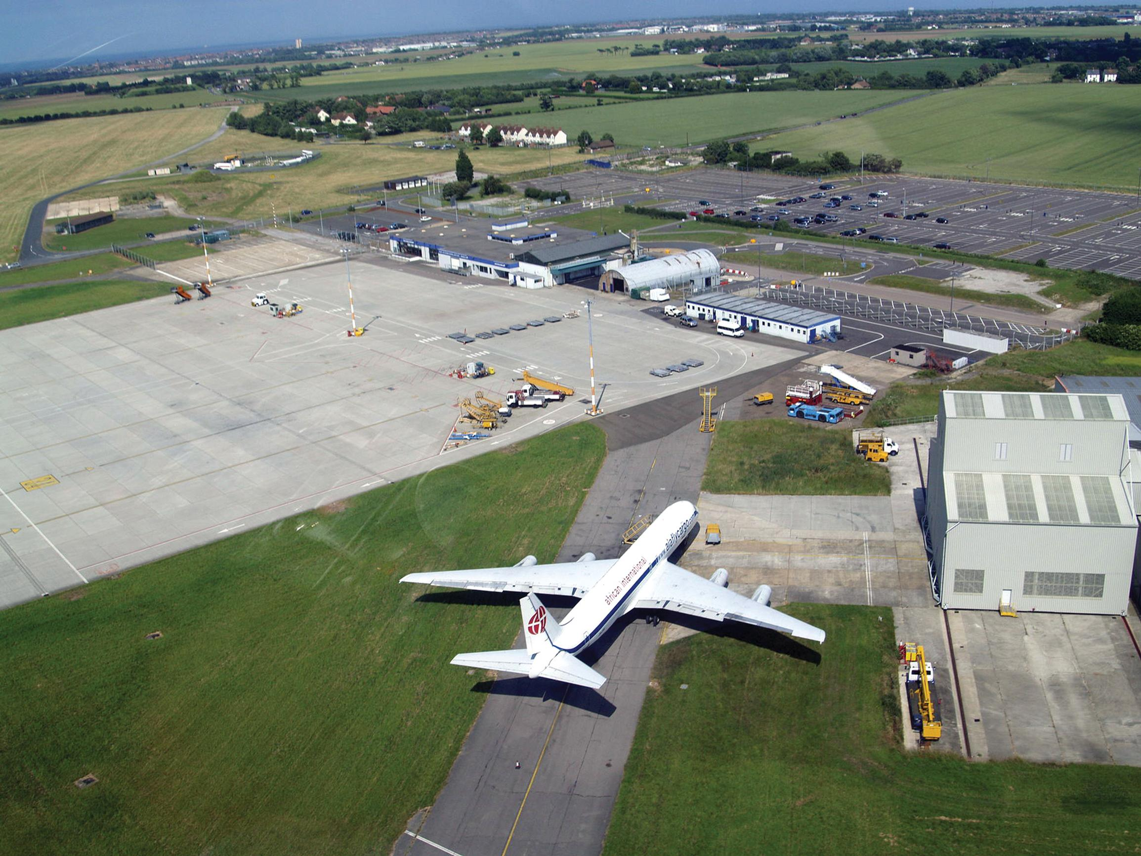 Car Parking Near Humberside Airport