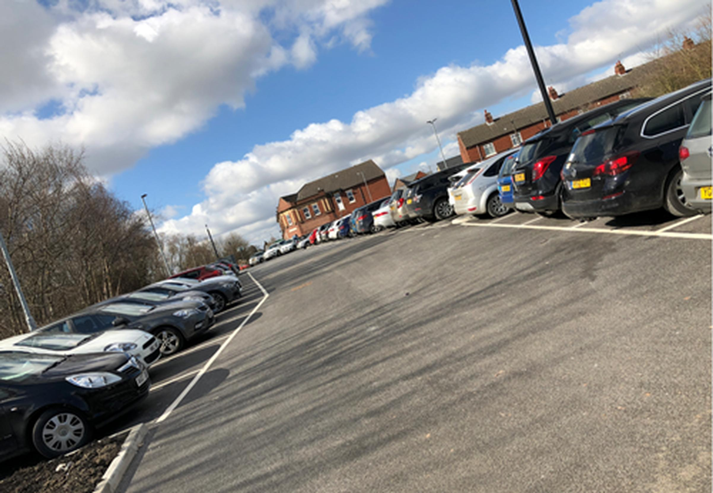 West Yorkshire Combined Authority invests in expanding station car parks