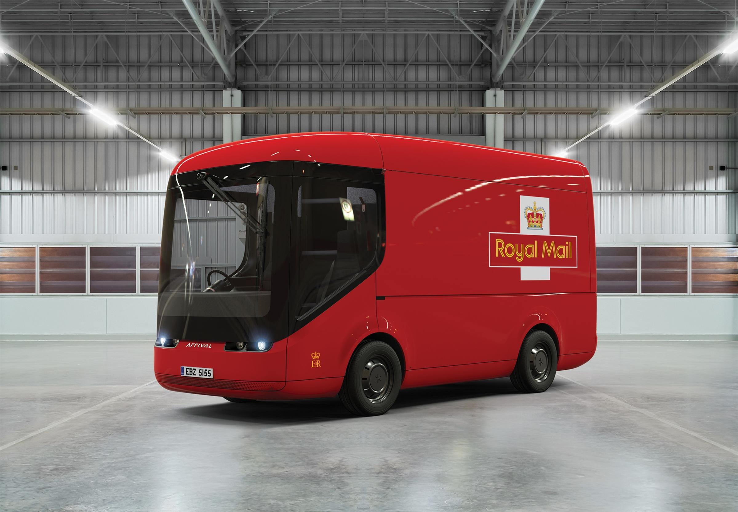 The Royal Mail has ordered electric vans from Arrival, which has a factory in Banbury. Arrival is also involved in Oxfordshire's vehicle-to-grid project and an autonomous vehicle trial near Didcot