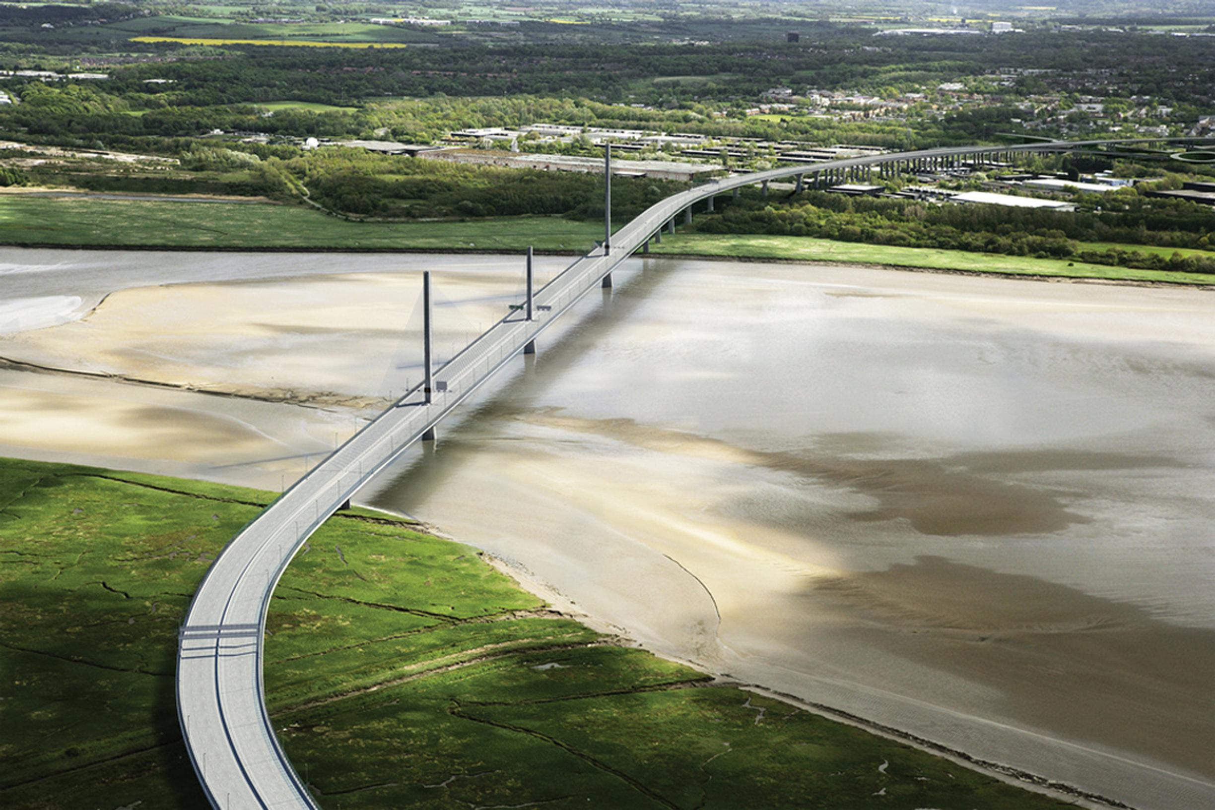 Hearing into 'illegal' Mersey Gateway tolls