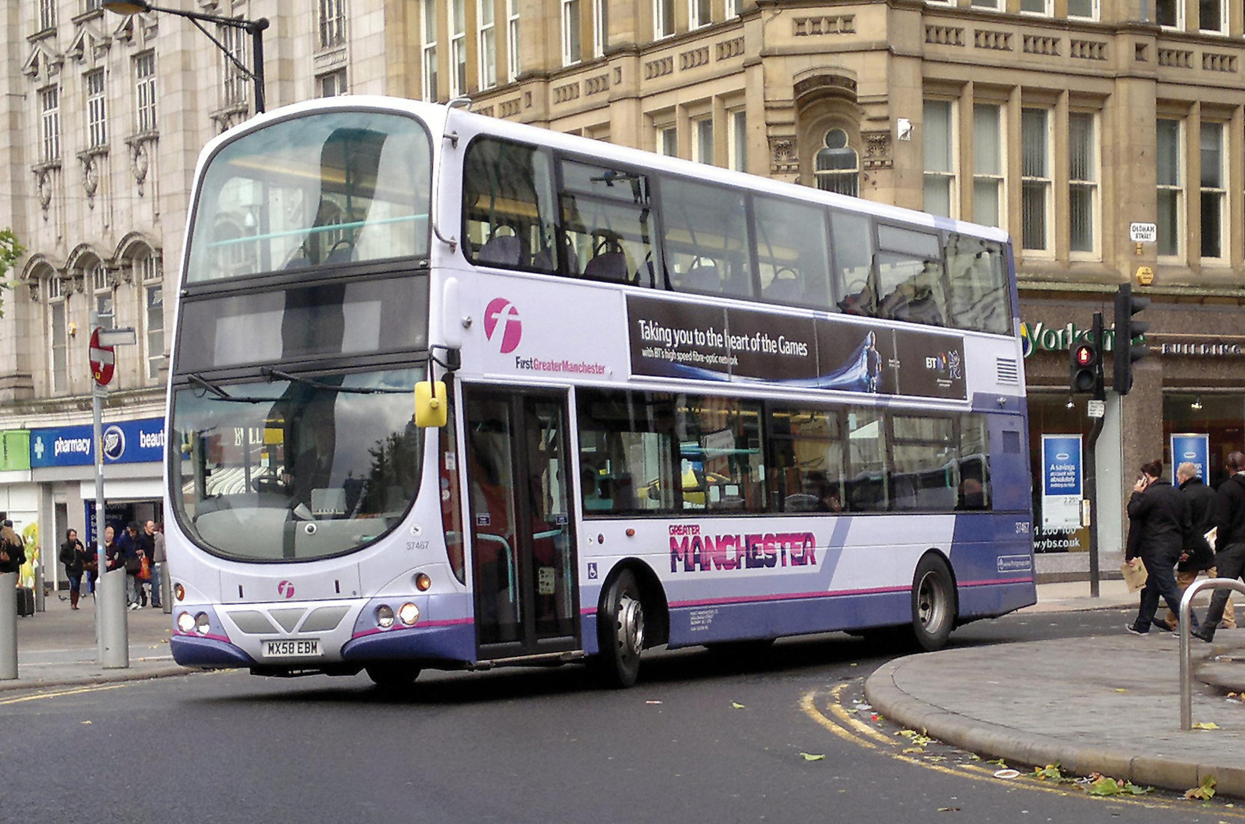 Greater Manchester: TfGM would lease depots to operators