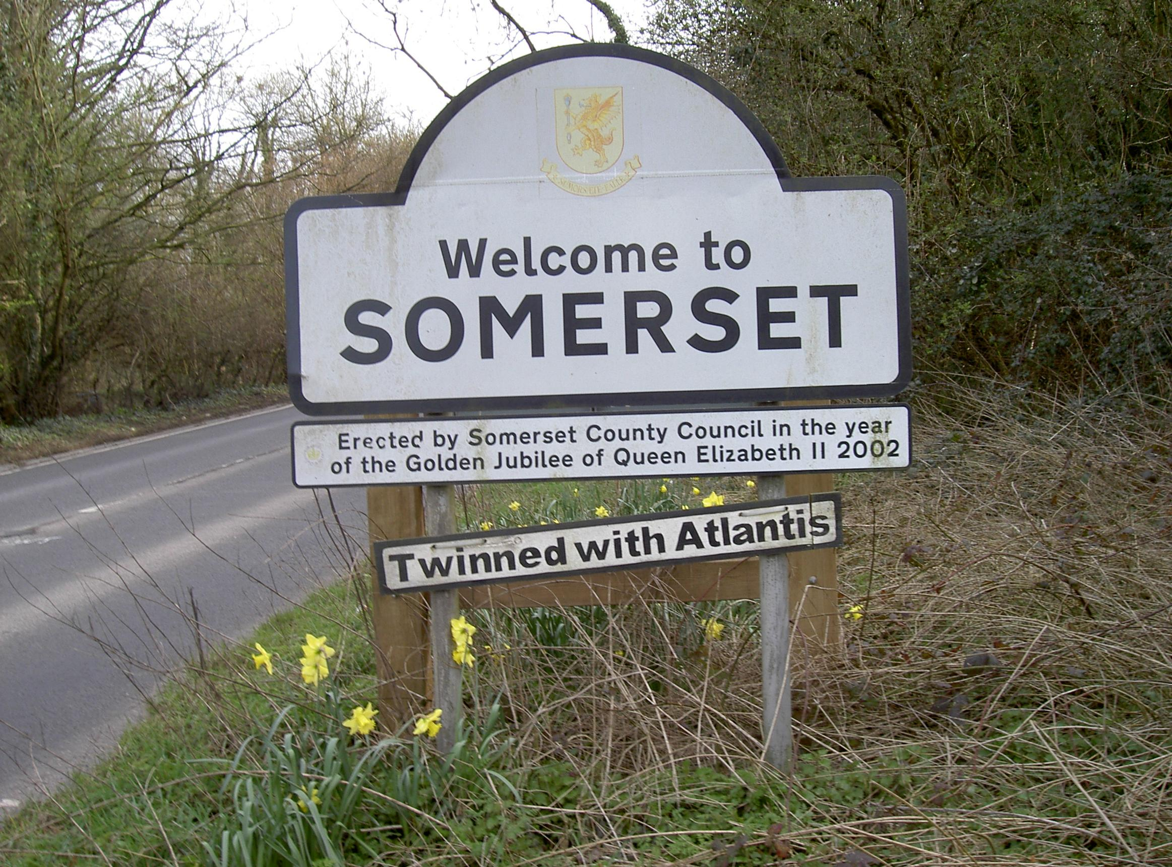 Somerset will be a full member of the South West Peninsula STB, and plans to be an associate member of the Western Gateway