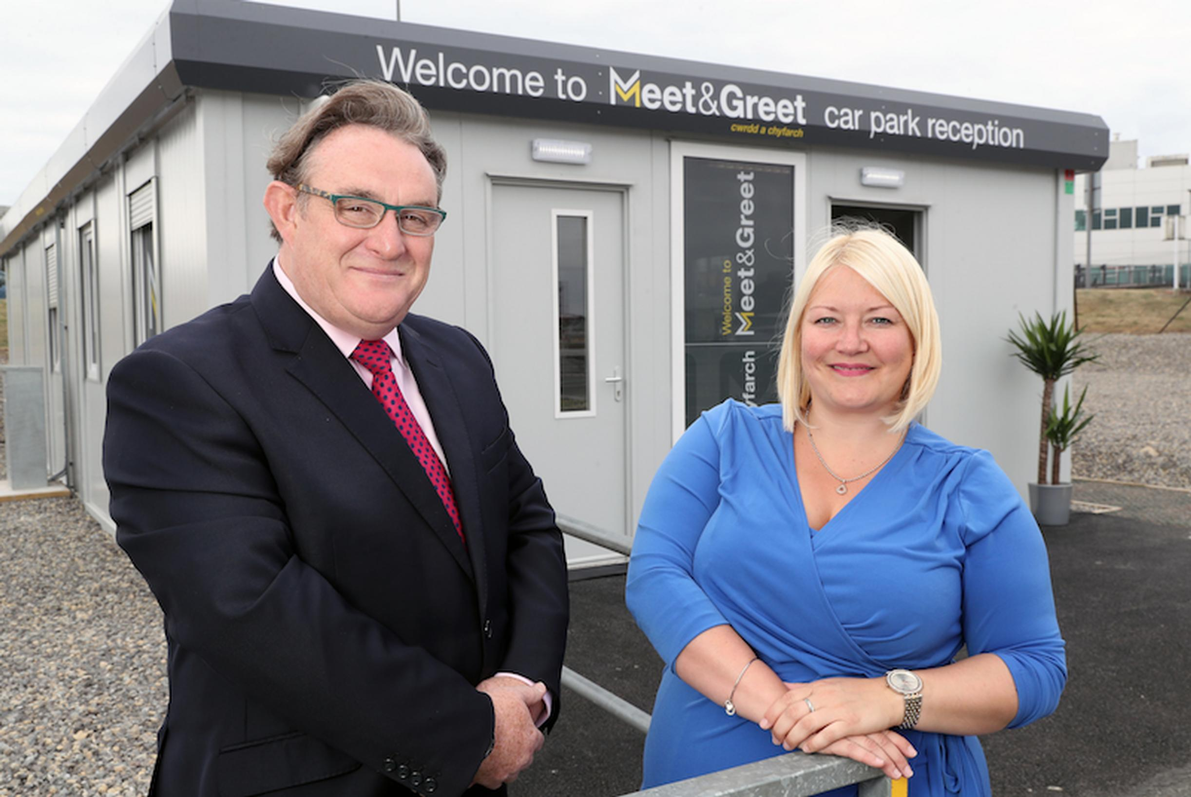 Cardiff Airport Launches Meet Greet Service With Excel Par