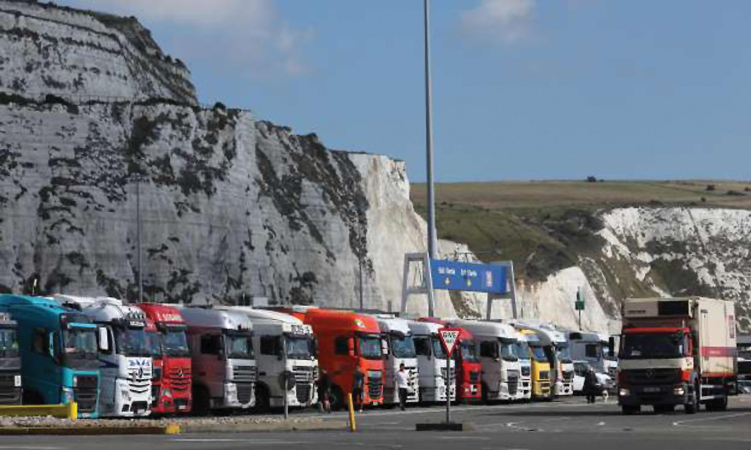 Dover: congestion fears
