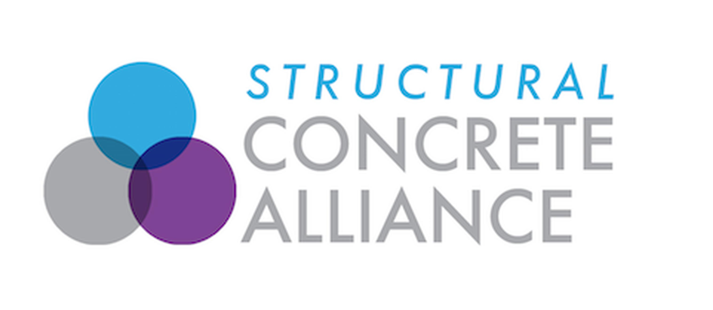The Structural Concrete Alliance`s new logo