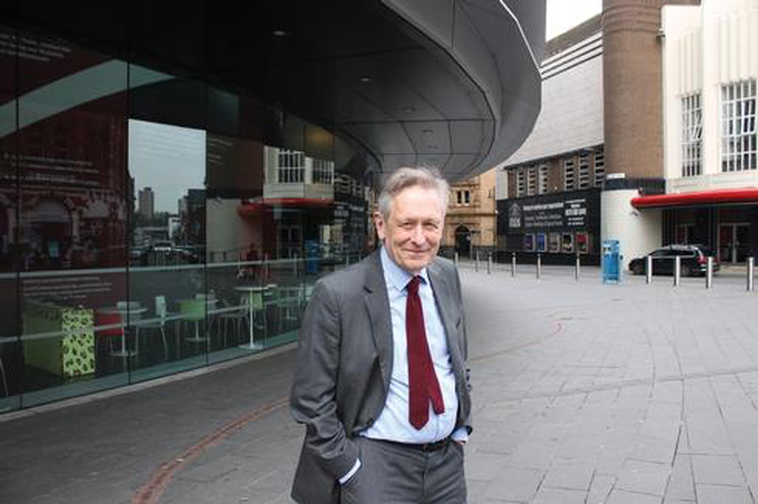 Peter Soulsby: This money is the second phase of work which began in 2016/17 to look at parking issues citywide, and what we could do to improve the situation.