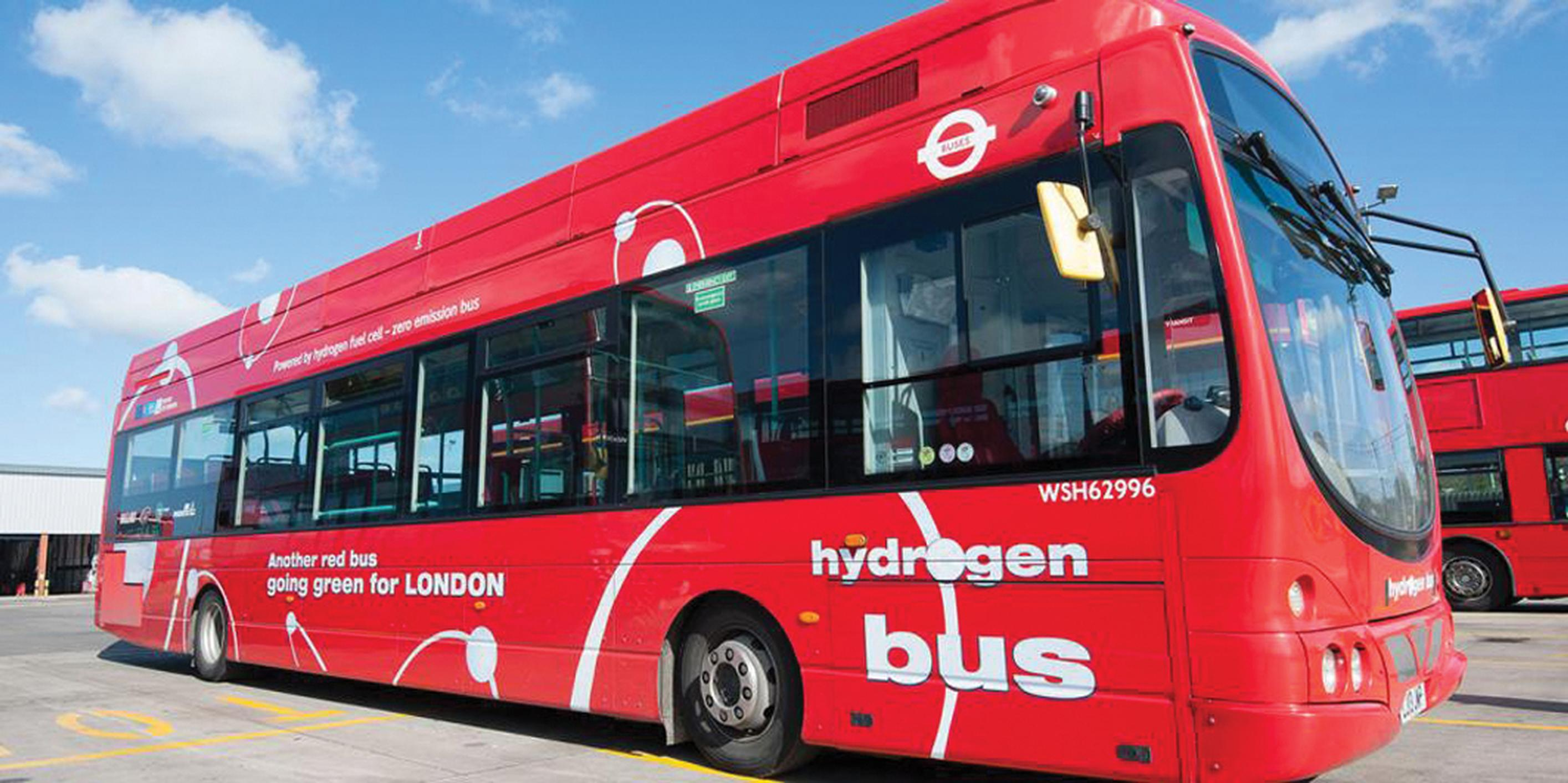 The back-to-base nature of bus operations make them suitable for hydrogen, says the Committee