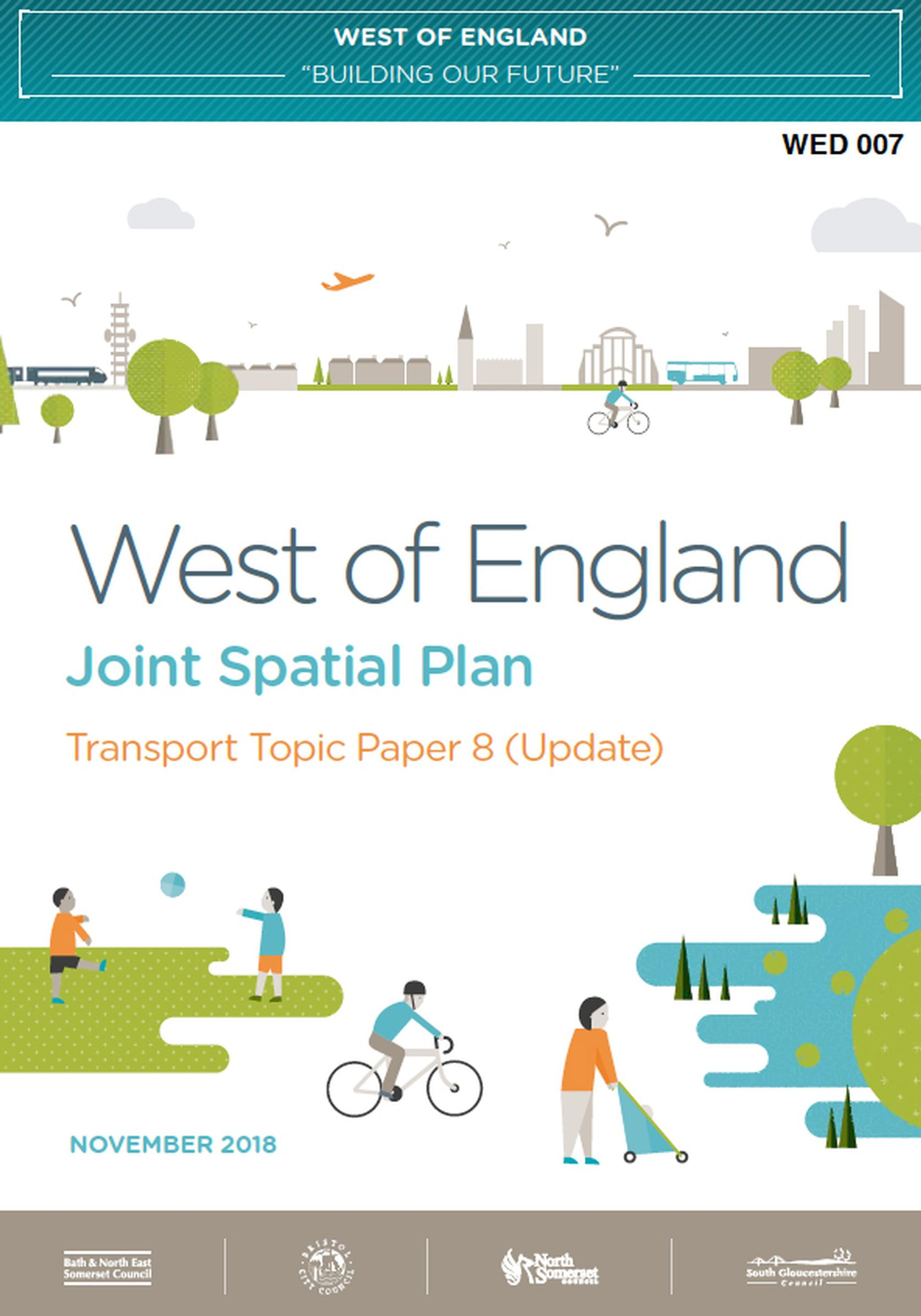 Although covering the same time period and geography, the spatial plan's transport projects have an estimated cost of £1.4bn-£2bn, whereas the transport plan's proposals are £10bn