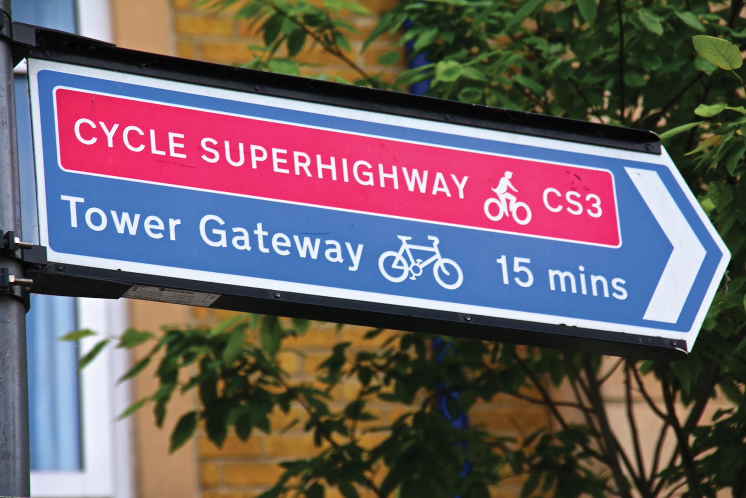 New branding for cycle routes