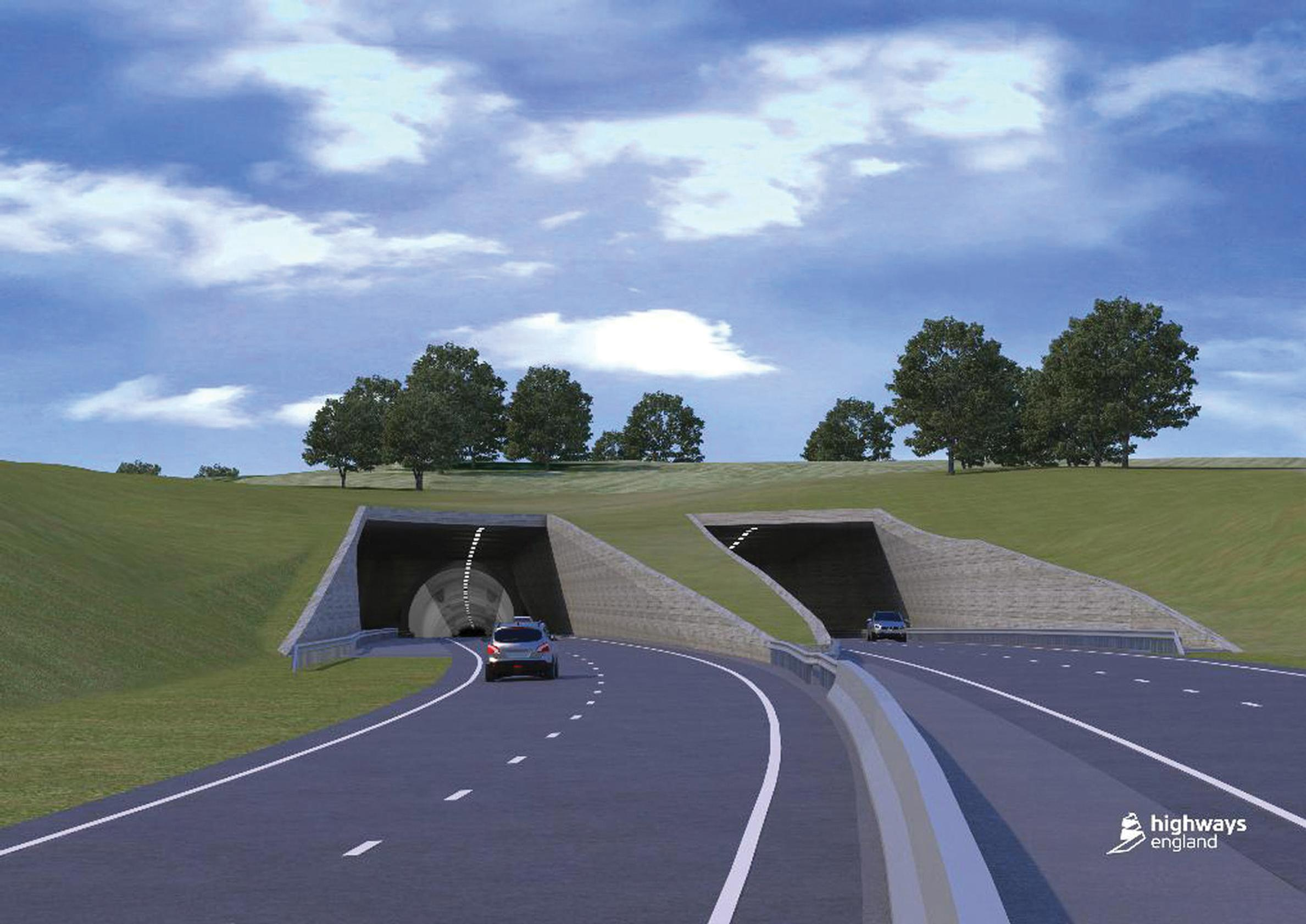 Stonehenge tunnel: funding method not clear