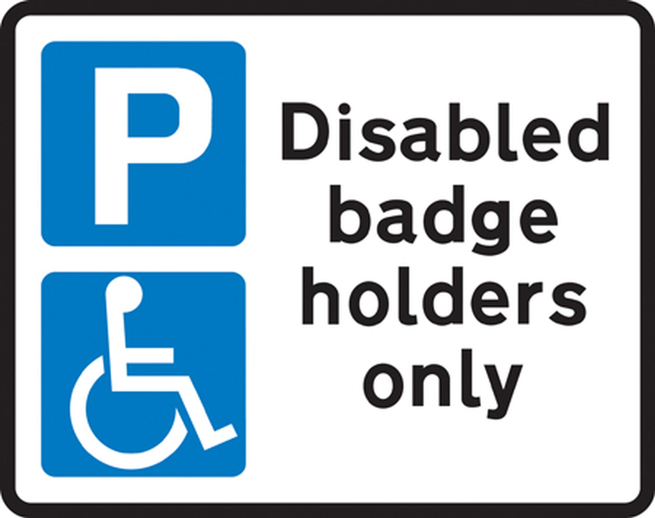 West Sussex cracks down on Blue Badge abuse