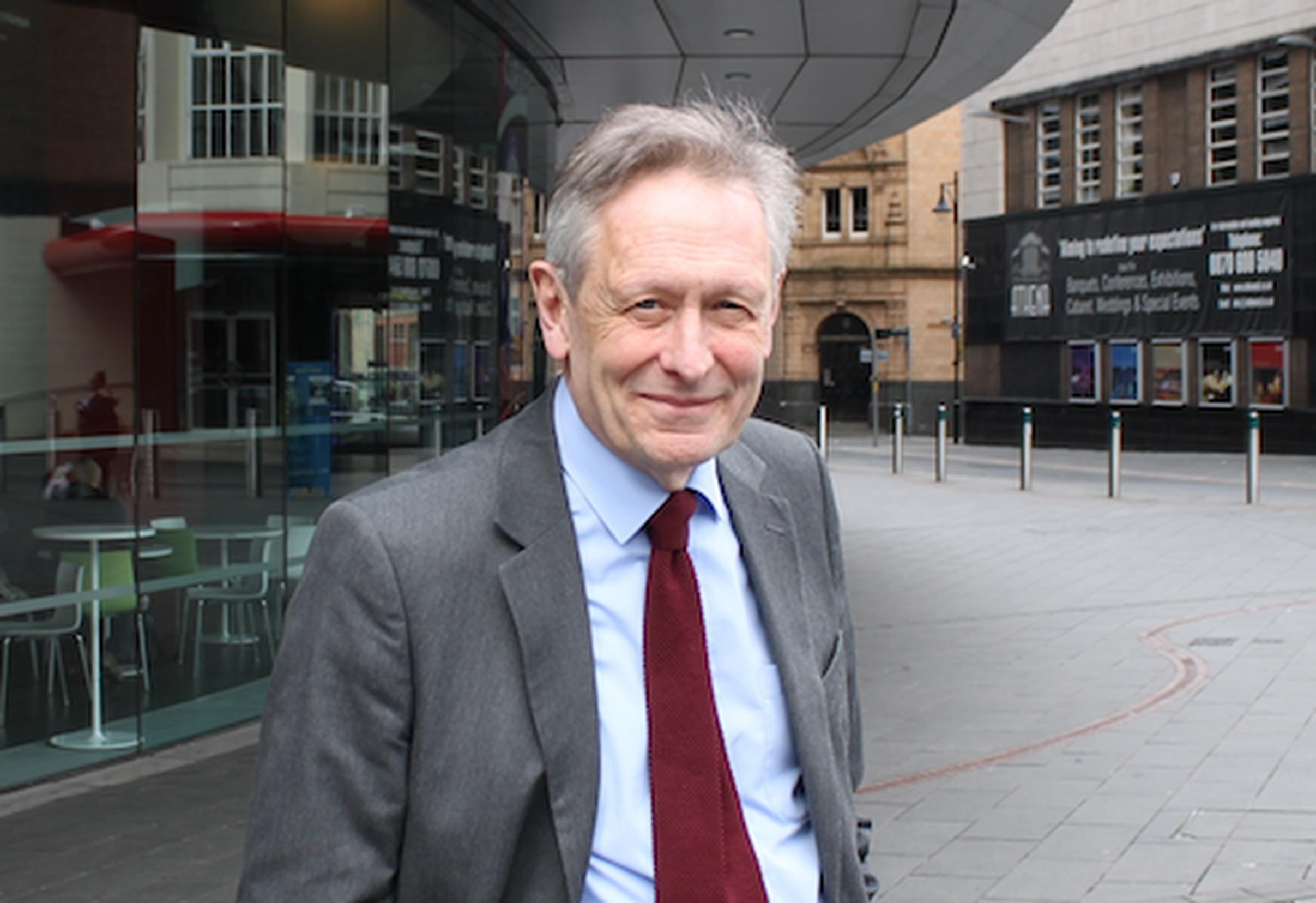Leicester should have workplace parking levy, says Mayor Soulsby