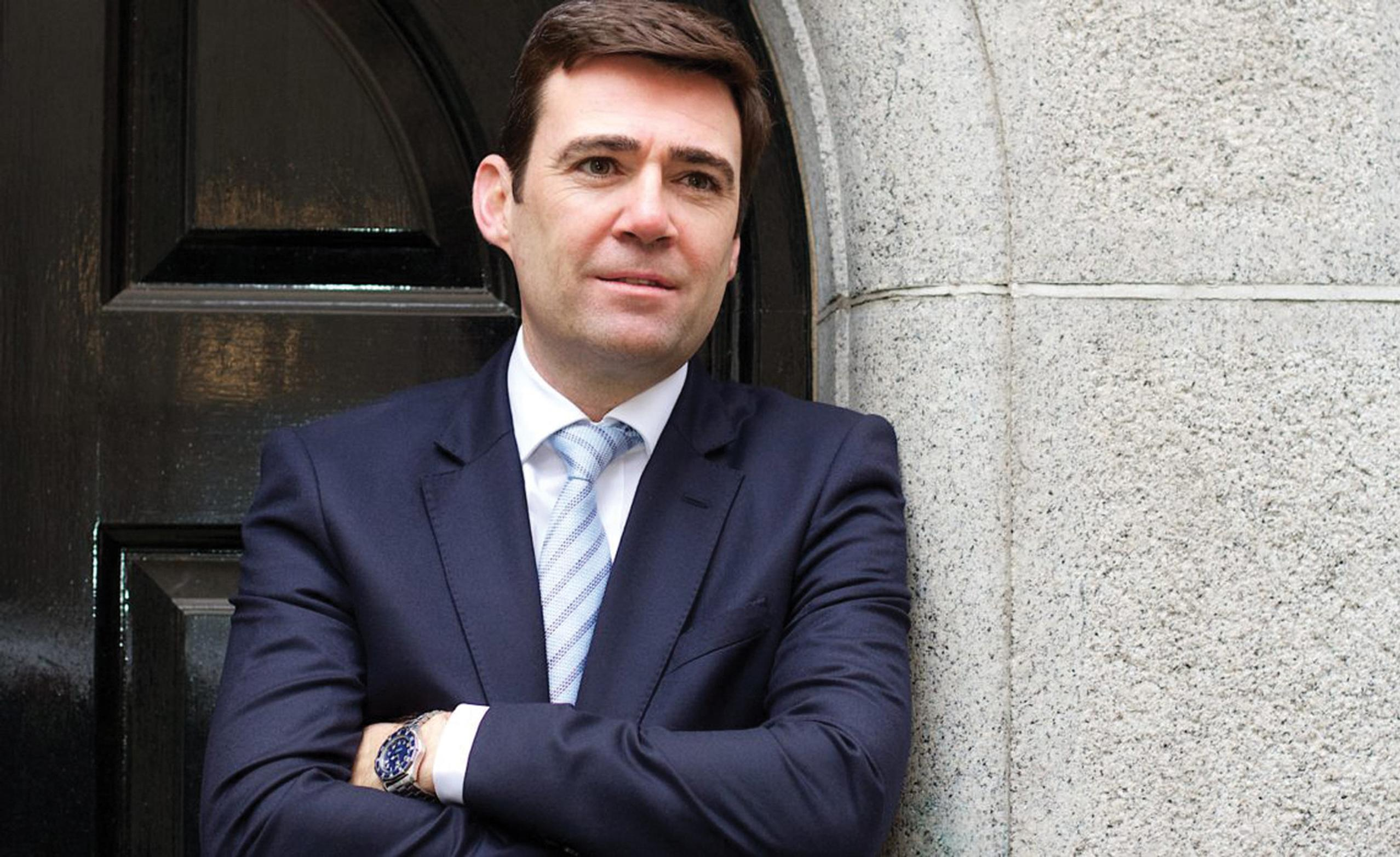 Burnham: funding search