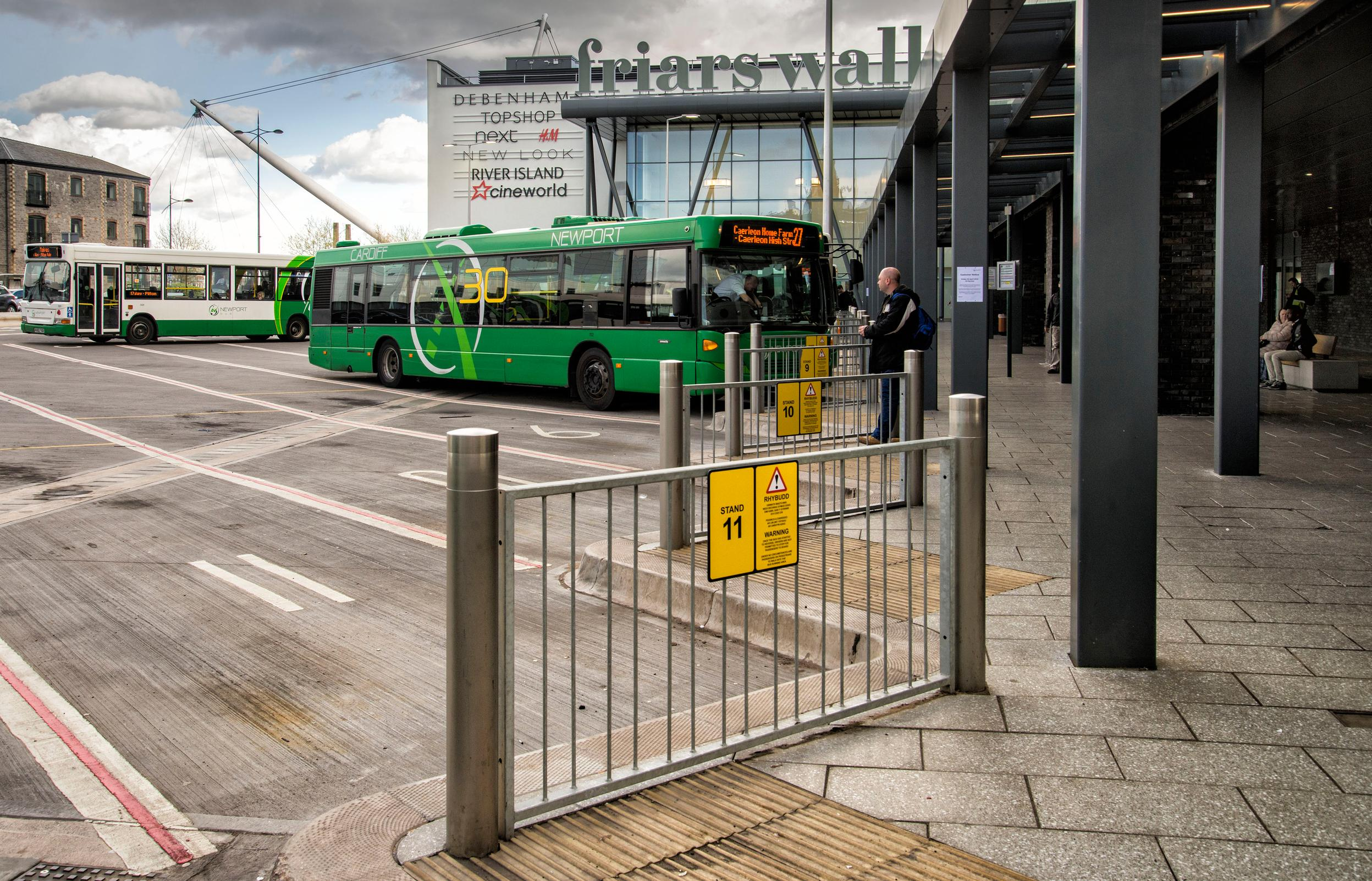 "Newport bus station's difficulties are a ""barrier to passenger travel"", says Newport Transport"