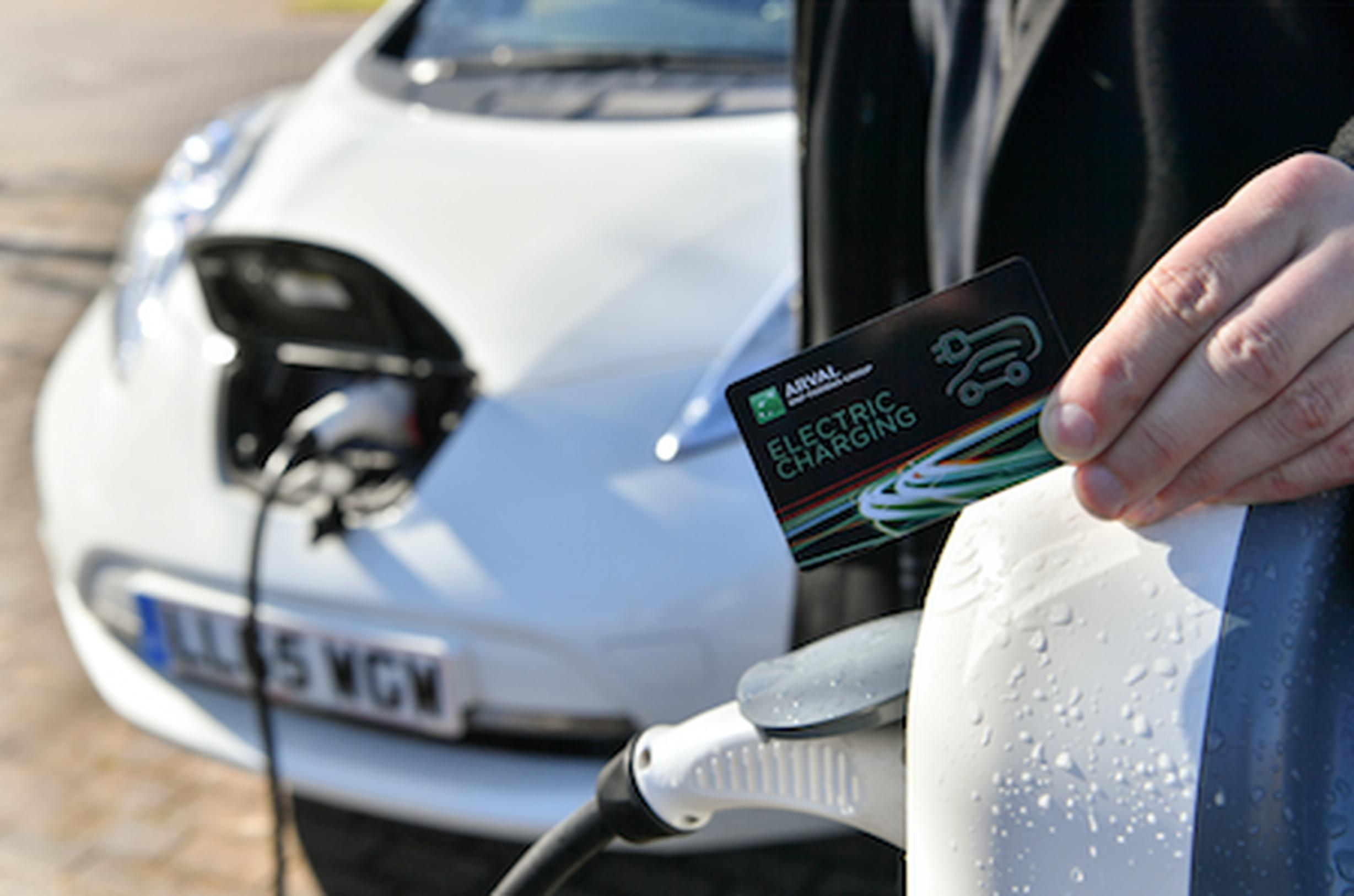 Arval is installing 50 charging points at its Windmill Hill Business Park offices in Swindon