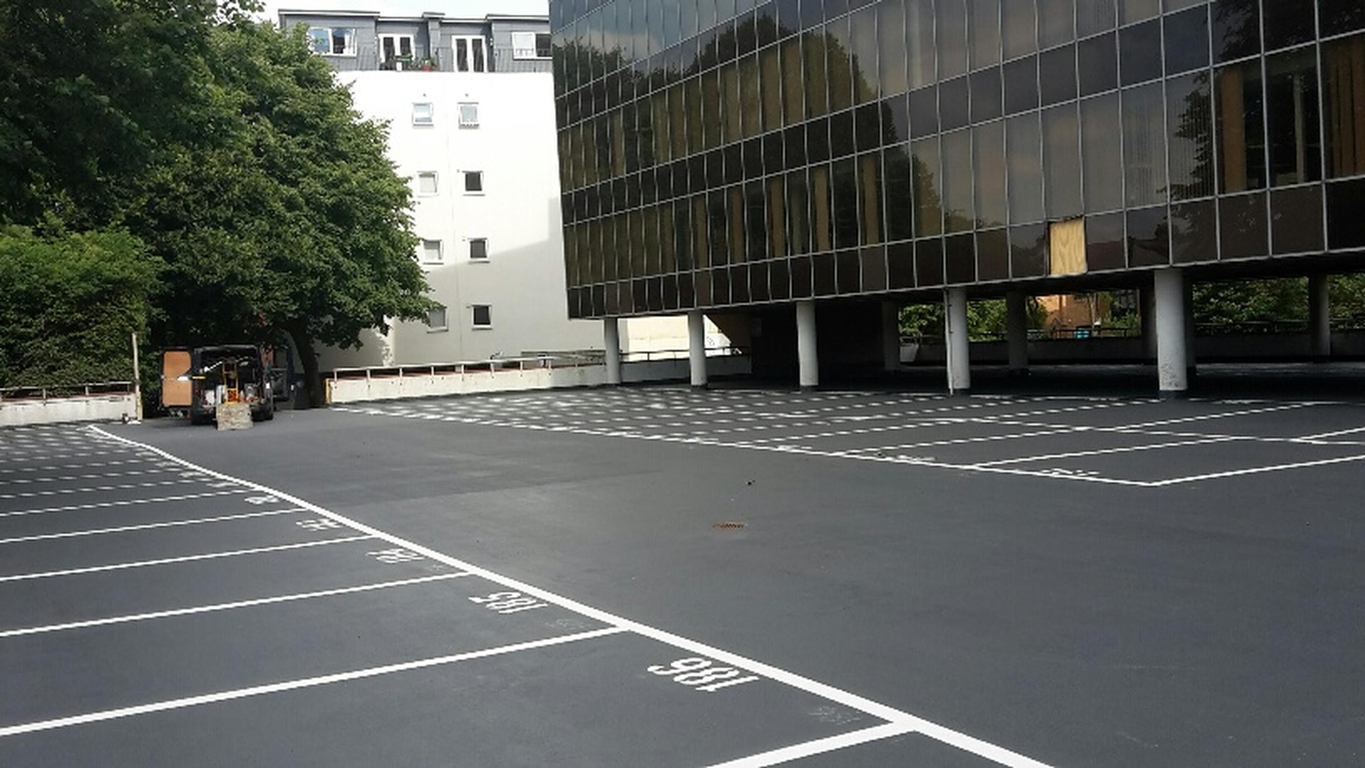 The Markerstudy Group car park