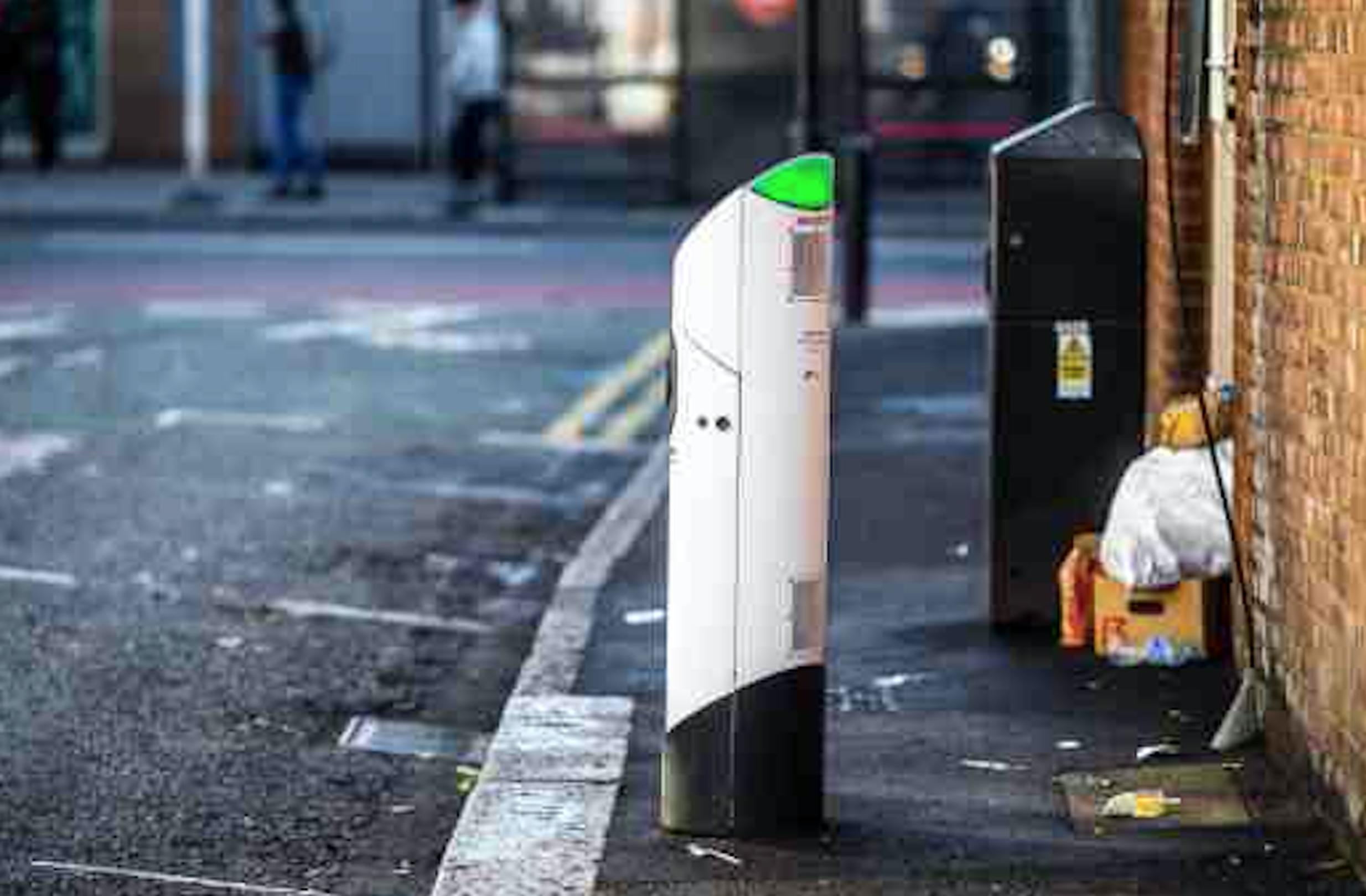 London Living Strees says EV charging points can take up scarce space and make life more difficult for pedestrians