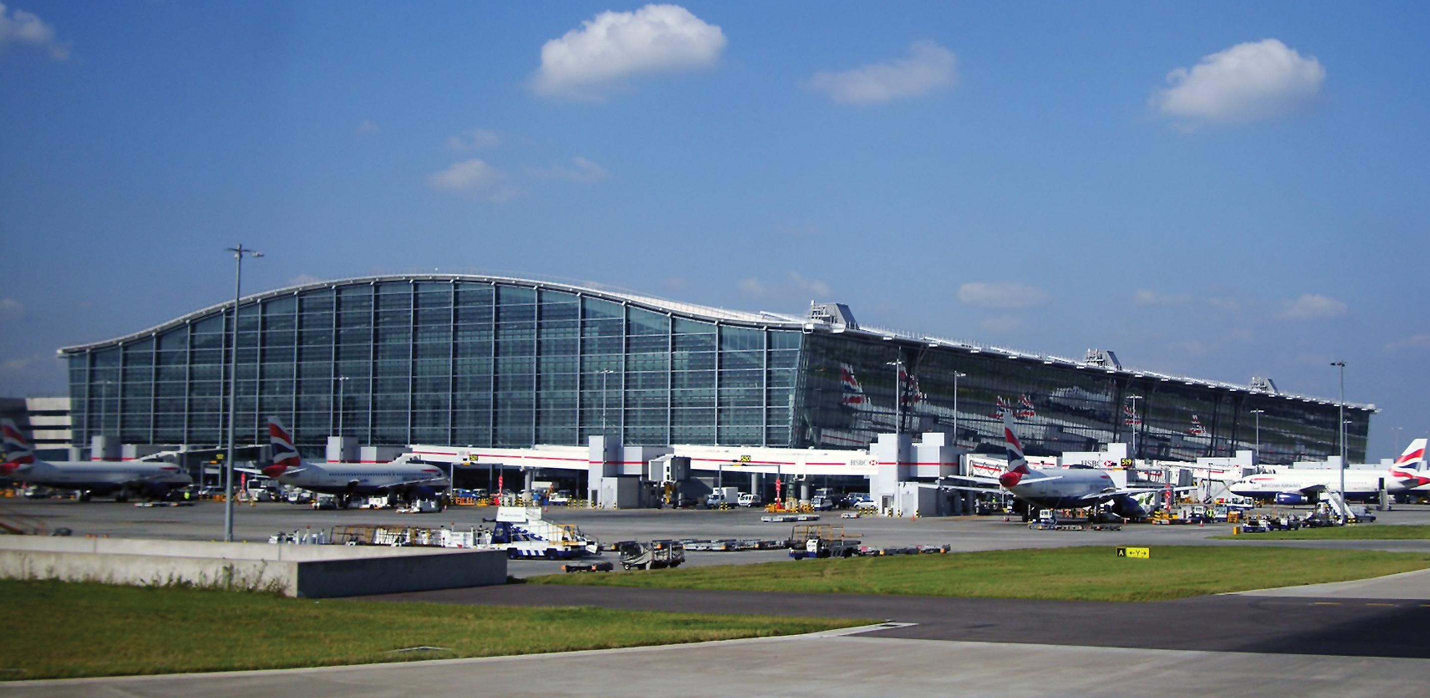 Heathrow Airport's owners are promoting expansion through a complex legal landscape