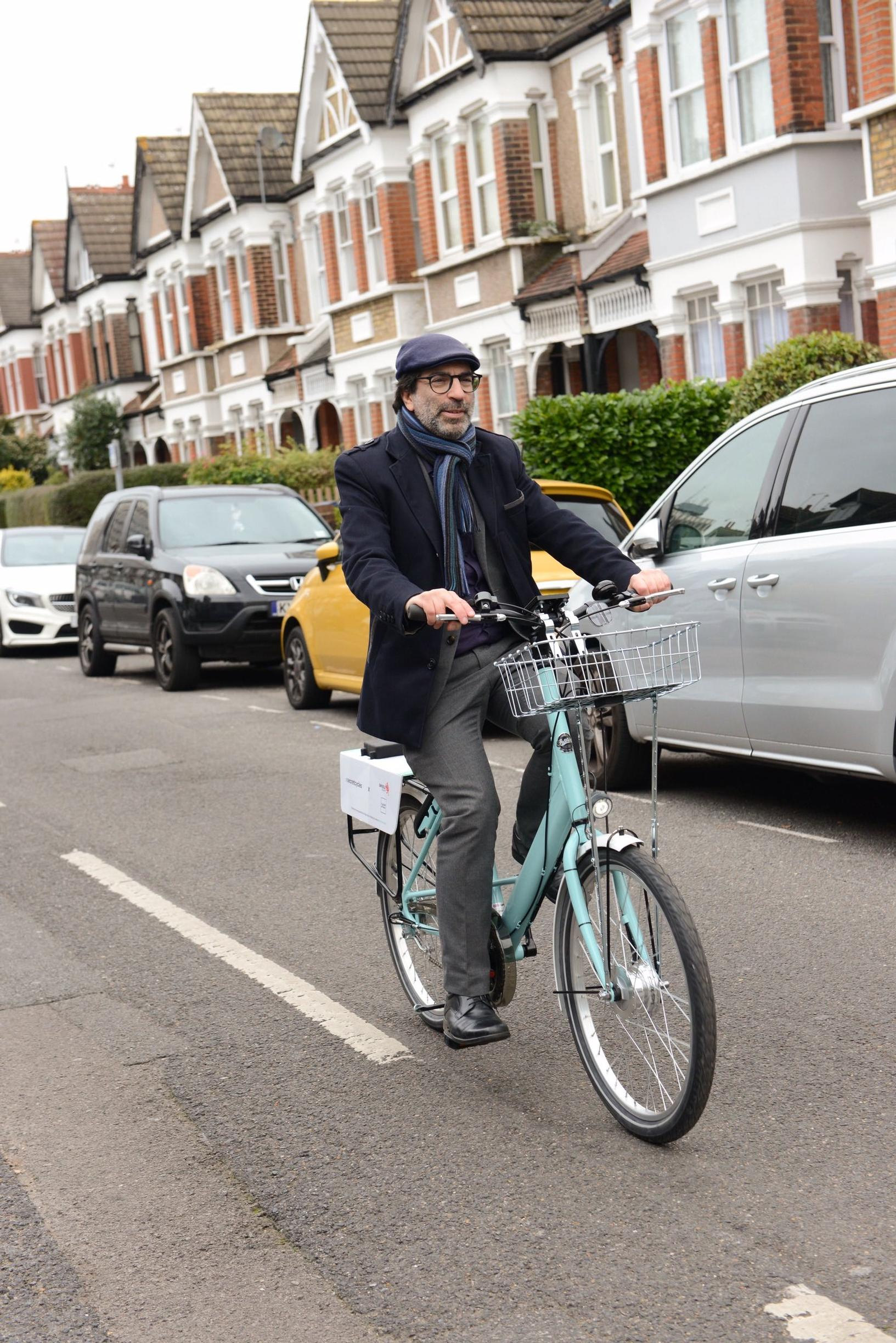 Daniel Anderson: People referred to me - and still do - as the idiot who built the cycle lanes. But I can live with that. If I didn't believe that it was the right thing to do I wouldn't have done it