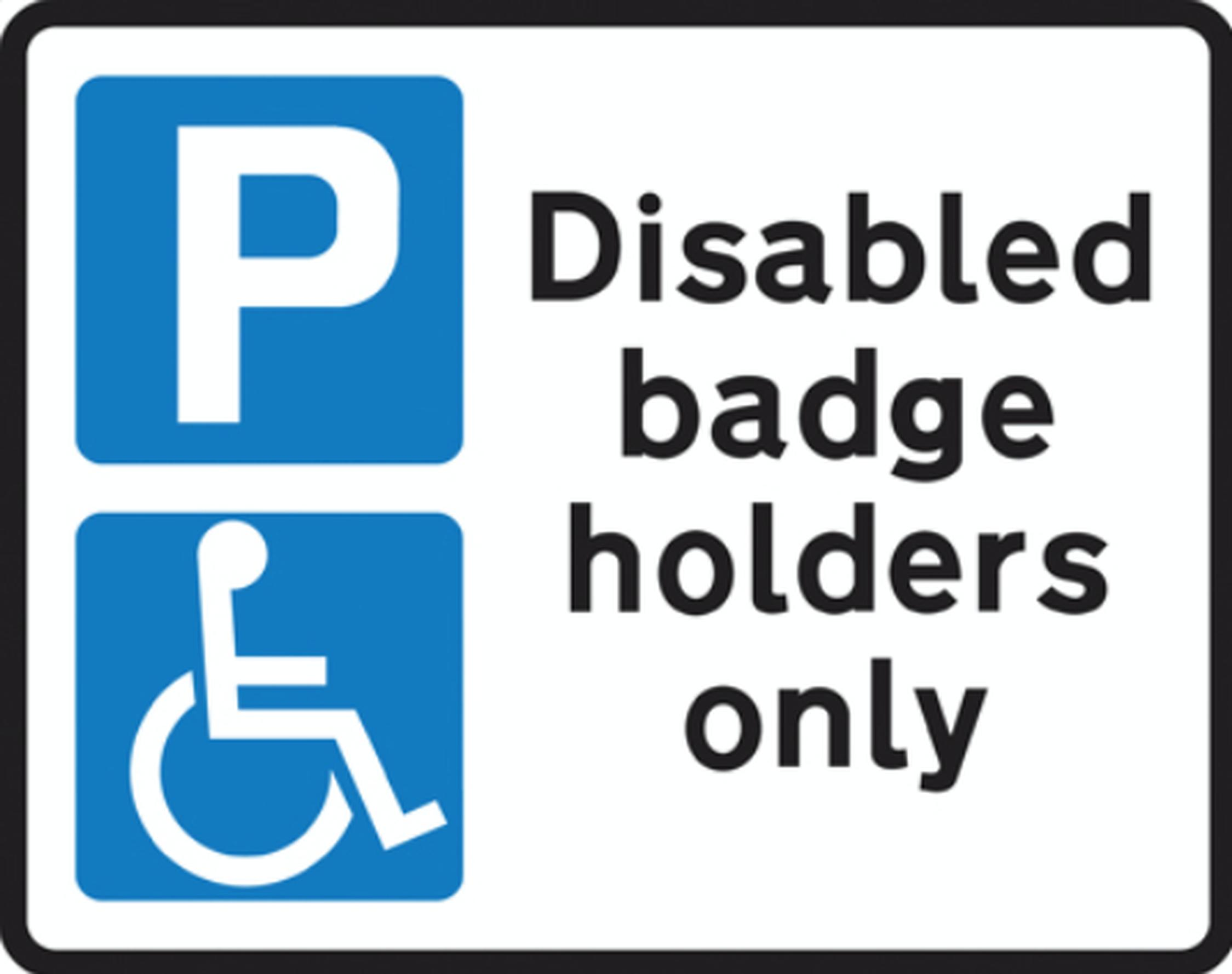 The hidden peril of expanding Blue Badge scheme eligibility